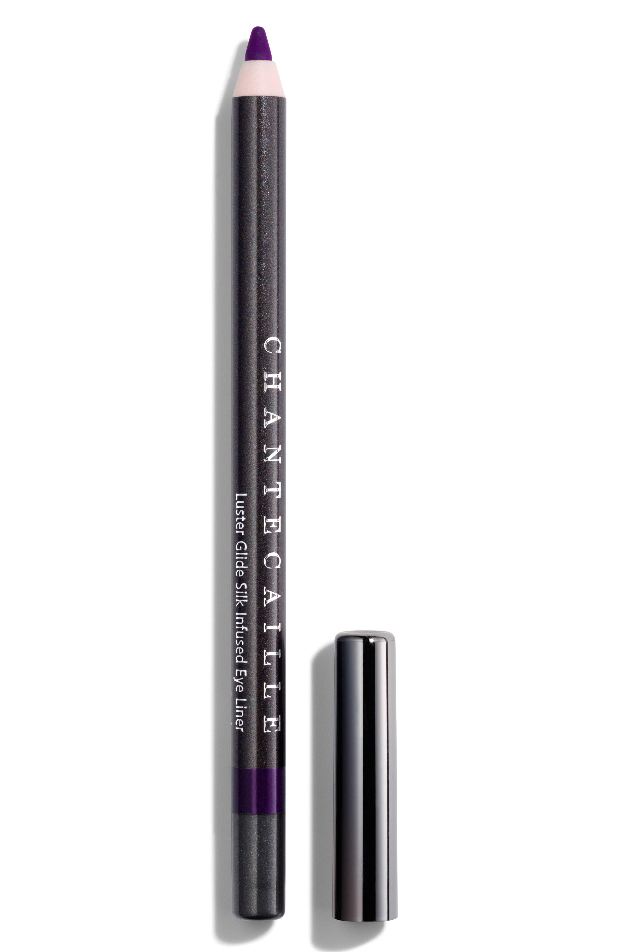 Chantecaille Luster Glide Silk Infused Eyeliner - Violet Damask