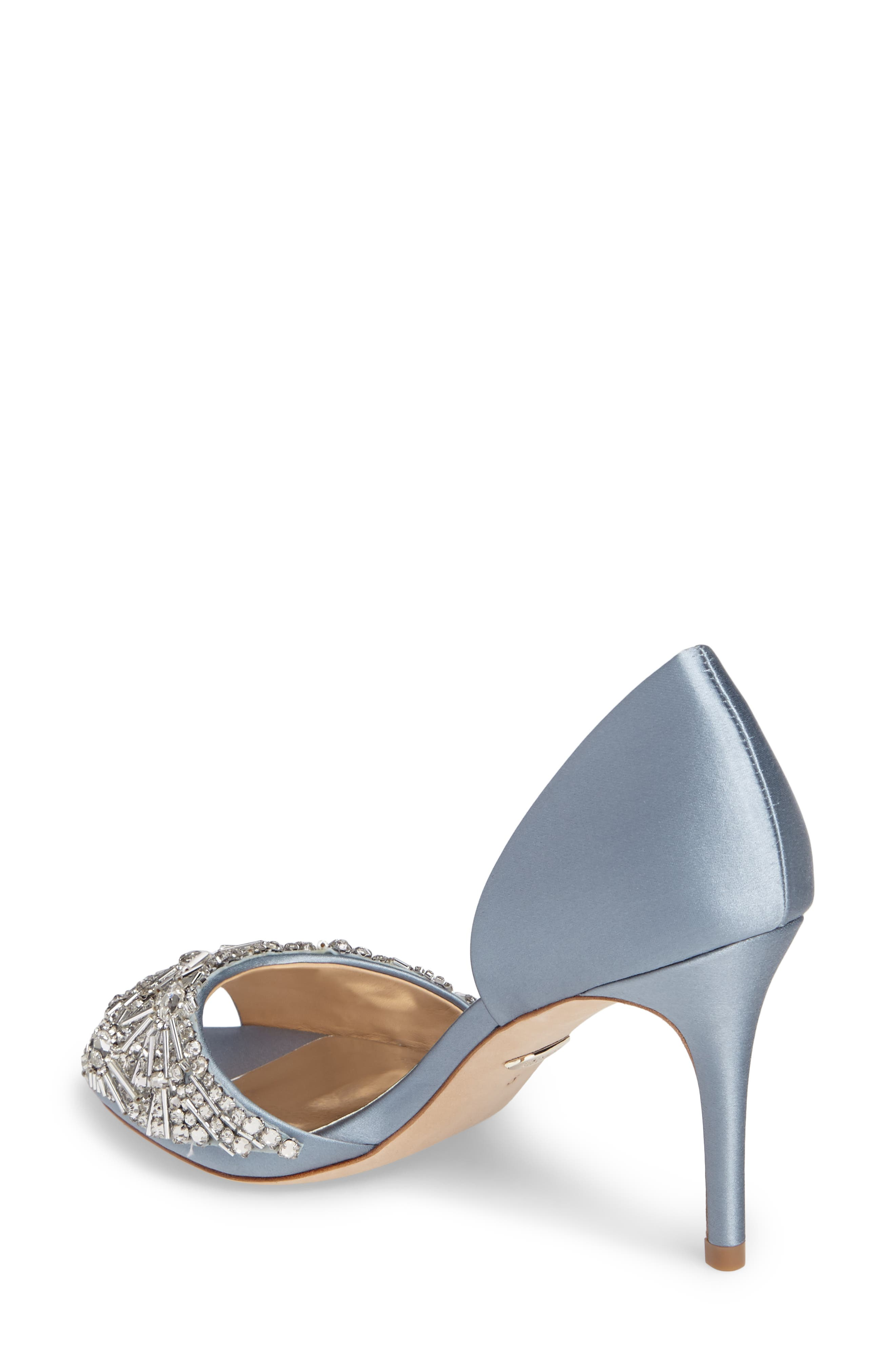 Maria Embellished d'Orsay Pump,                             Alternate thumbnail 10, color,