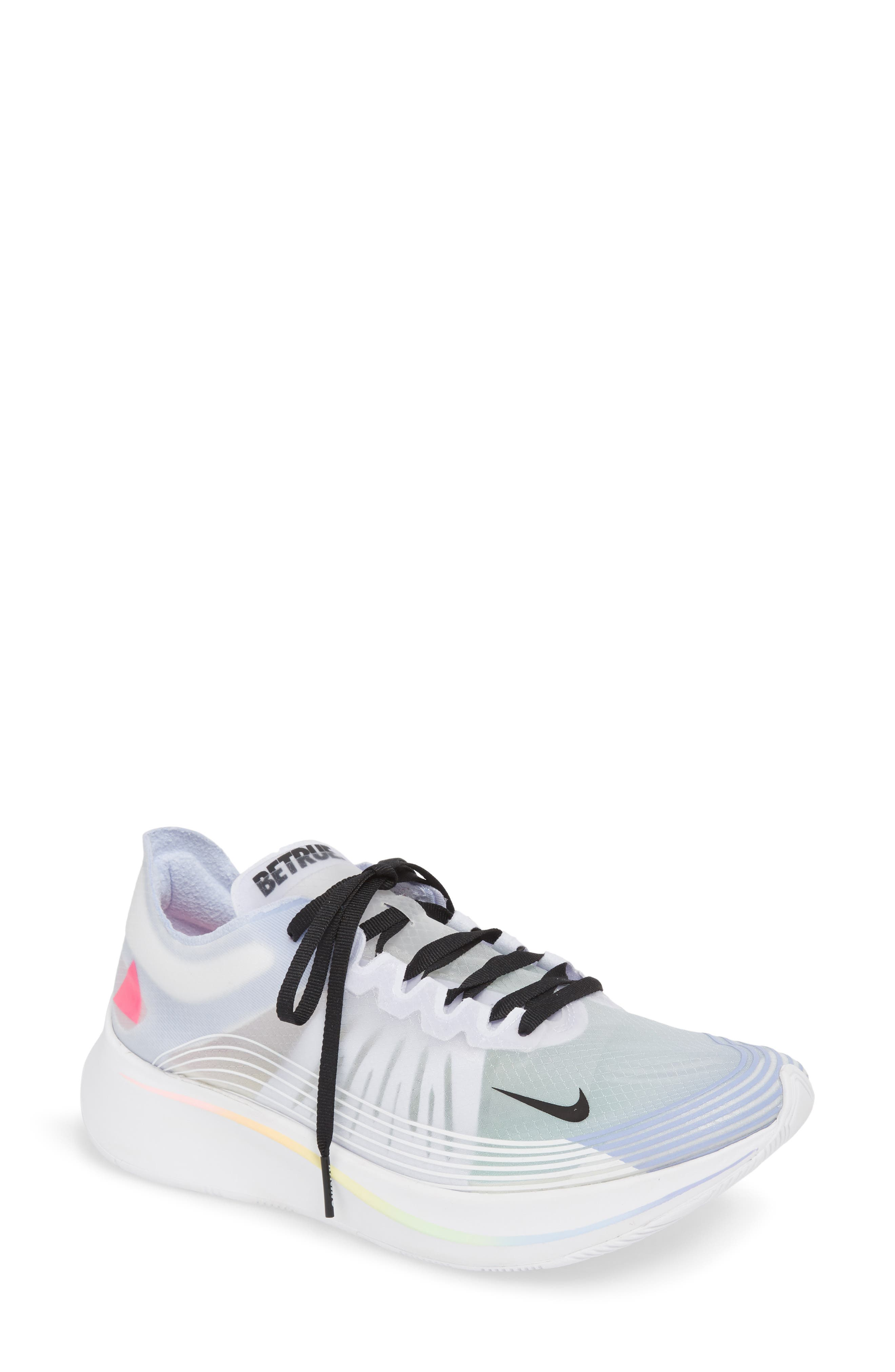 Nordstrom x Nike Zoom Fly BETRUE Running Shoe,                             Main thumbnail 1, color,                             105