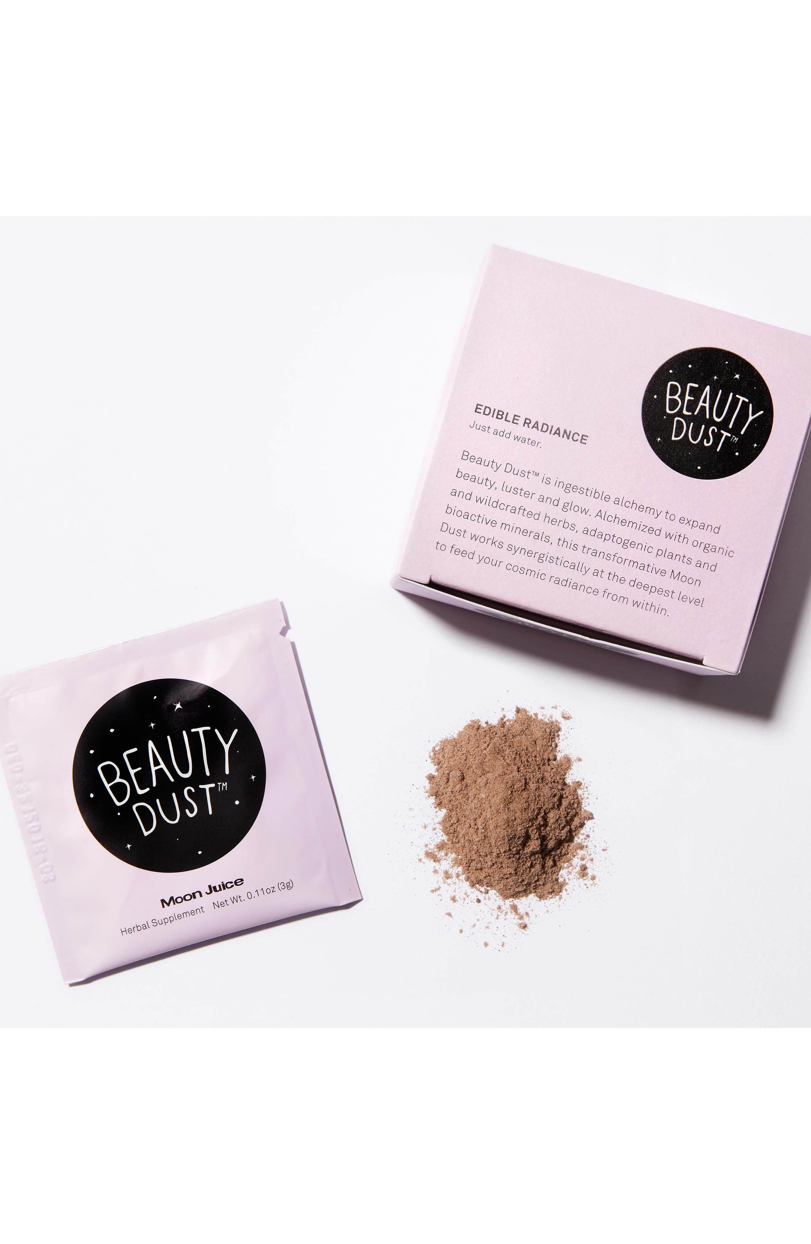 Beauty Dust<sup>™</sup> 12-Pack Sachet Box,                             Alternate thumbnail 2, color,                             BEAUTY