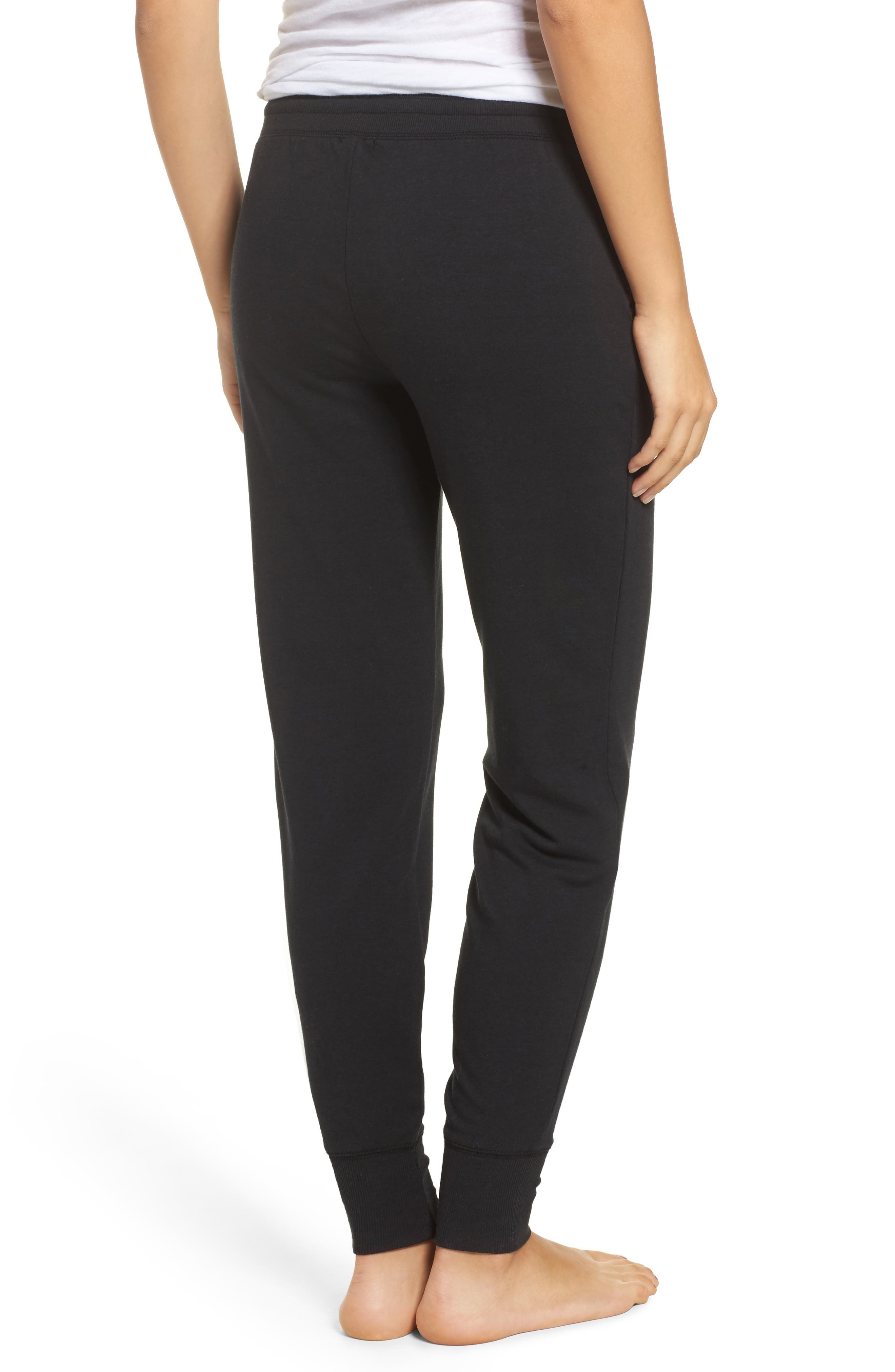 Lounge Jogger Pants,                             Alternate thumbnail 2, color,                             001