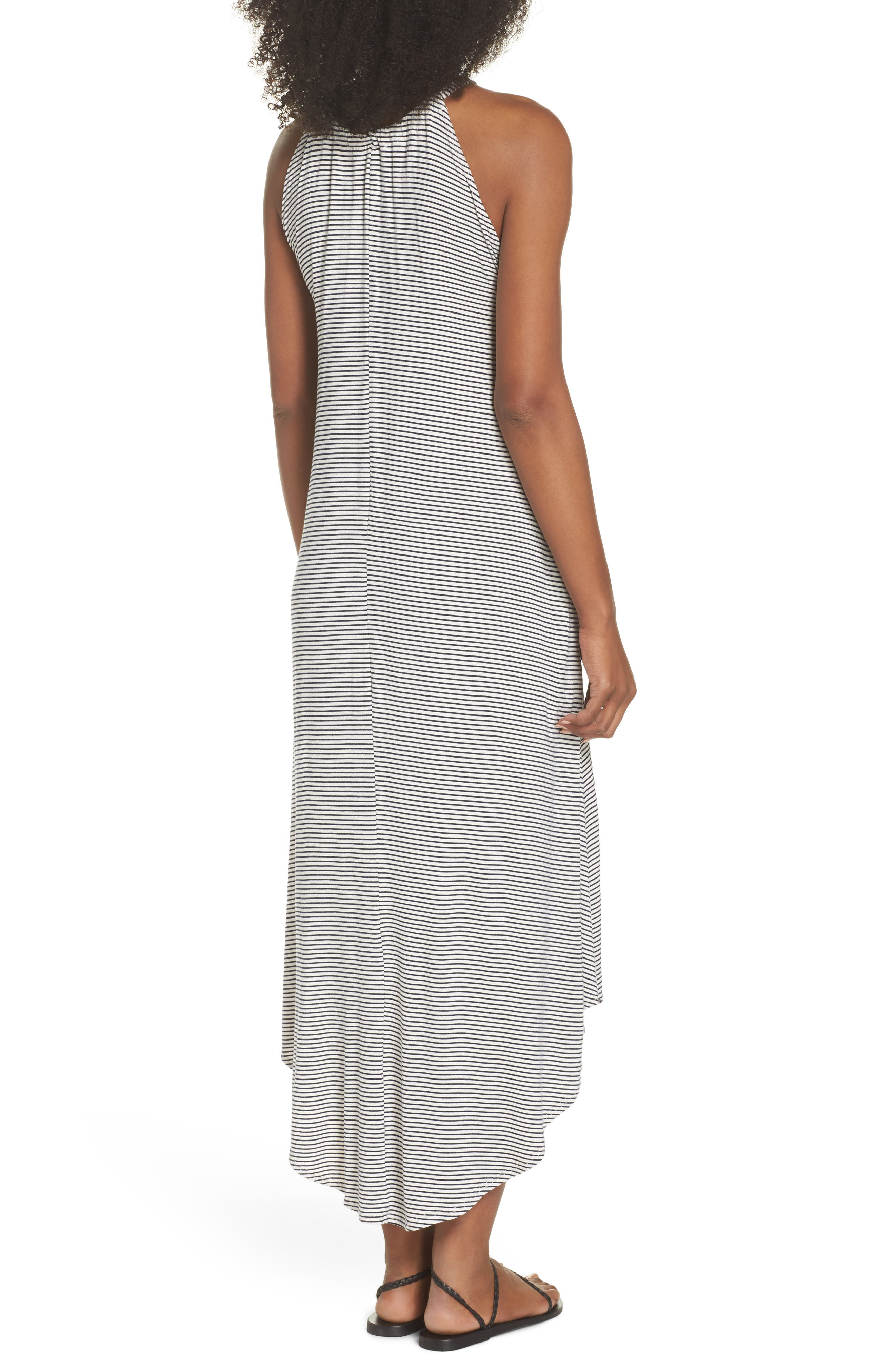 High Neck Cover-Up Dress,                             Alternate thumbnail 2, color,                             438