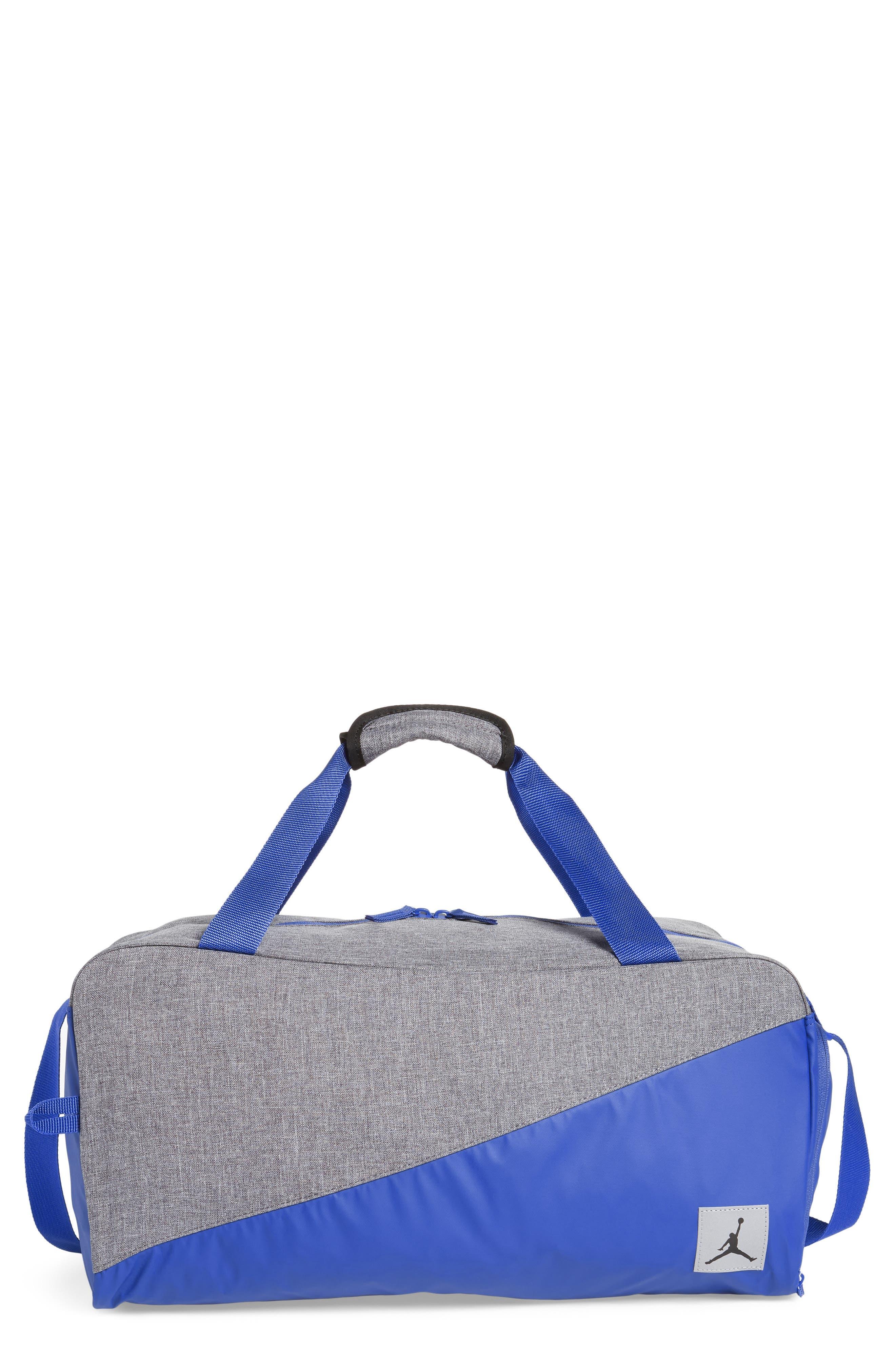 Boys Jordan Pivot Duffle Bag  Blue