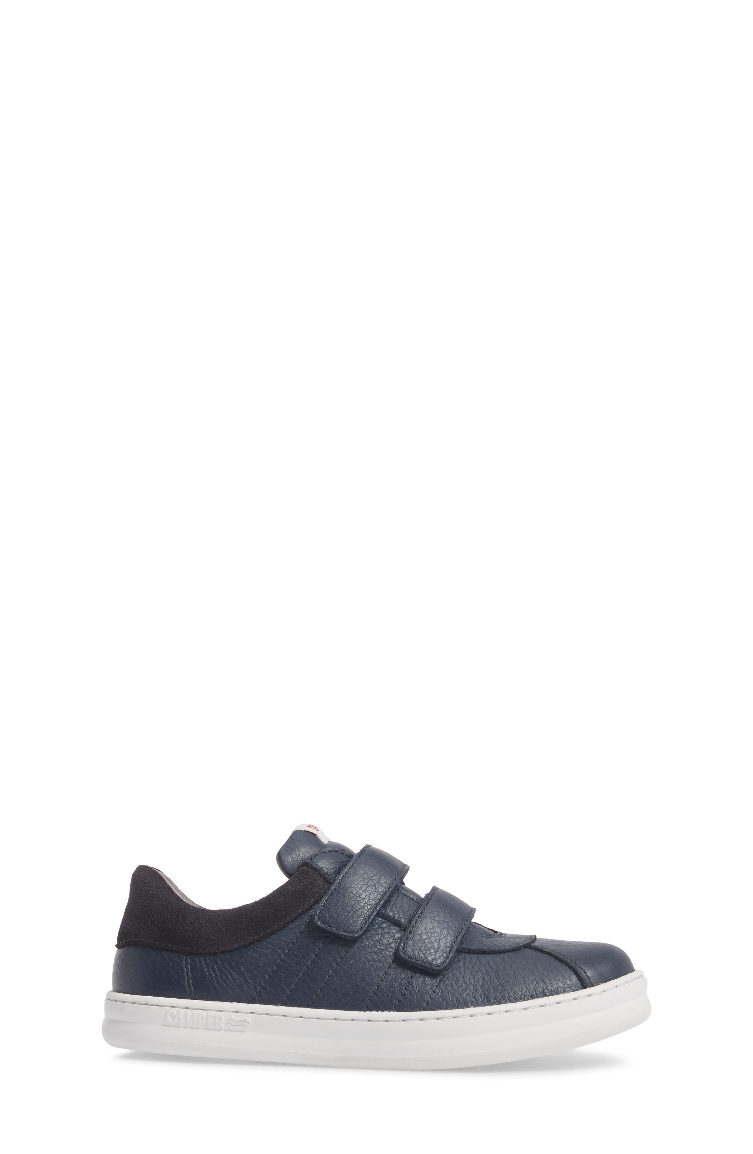 Runner Sneaker,                             Alternate thumbnail 3, color,                             NAVY