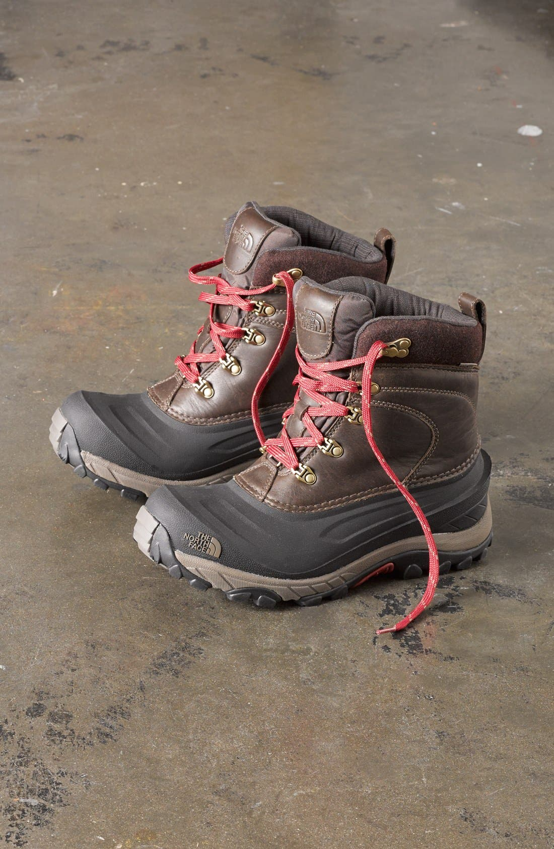 'Chilkat II Luxe' Snow Boot,                             Alternate thumbnail 5, color,                             001