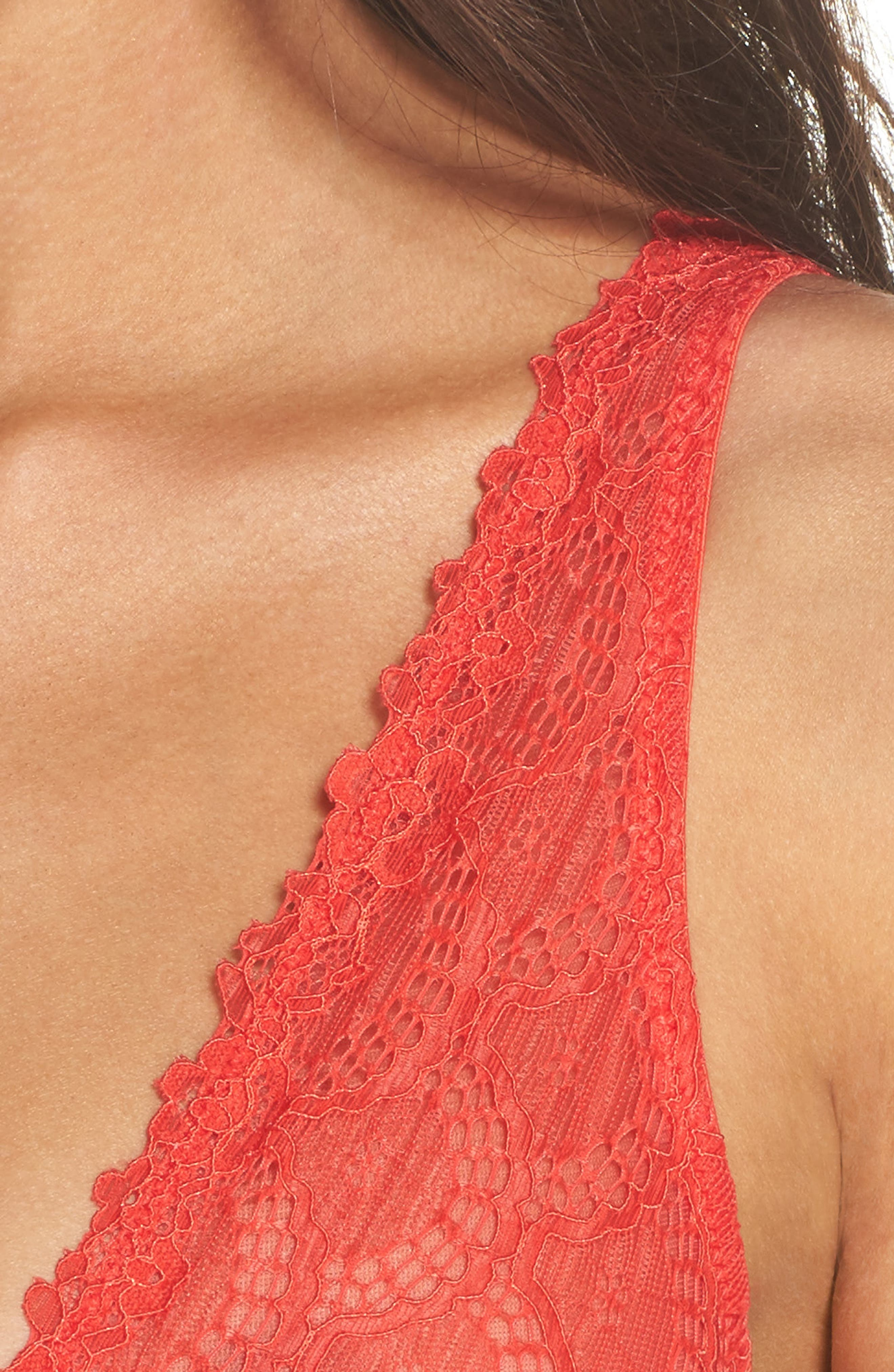 Intimately FP Underwire Plunge Bra,                             Alternate thumbnail 11, color,