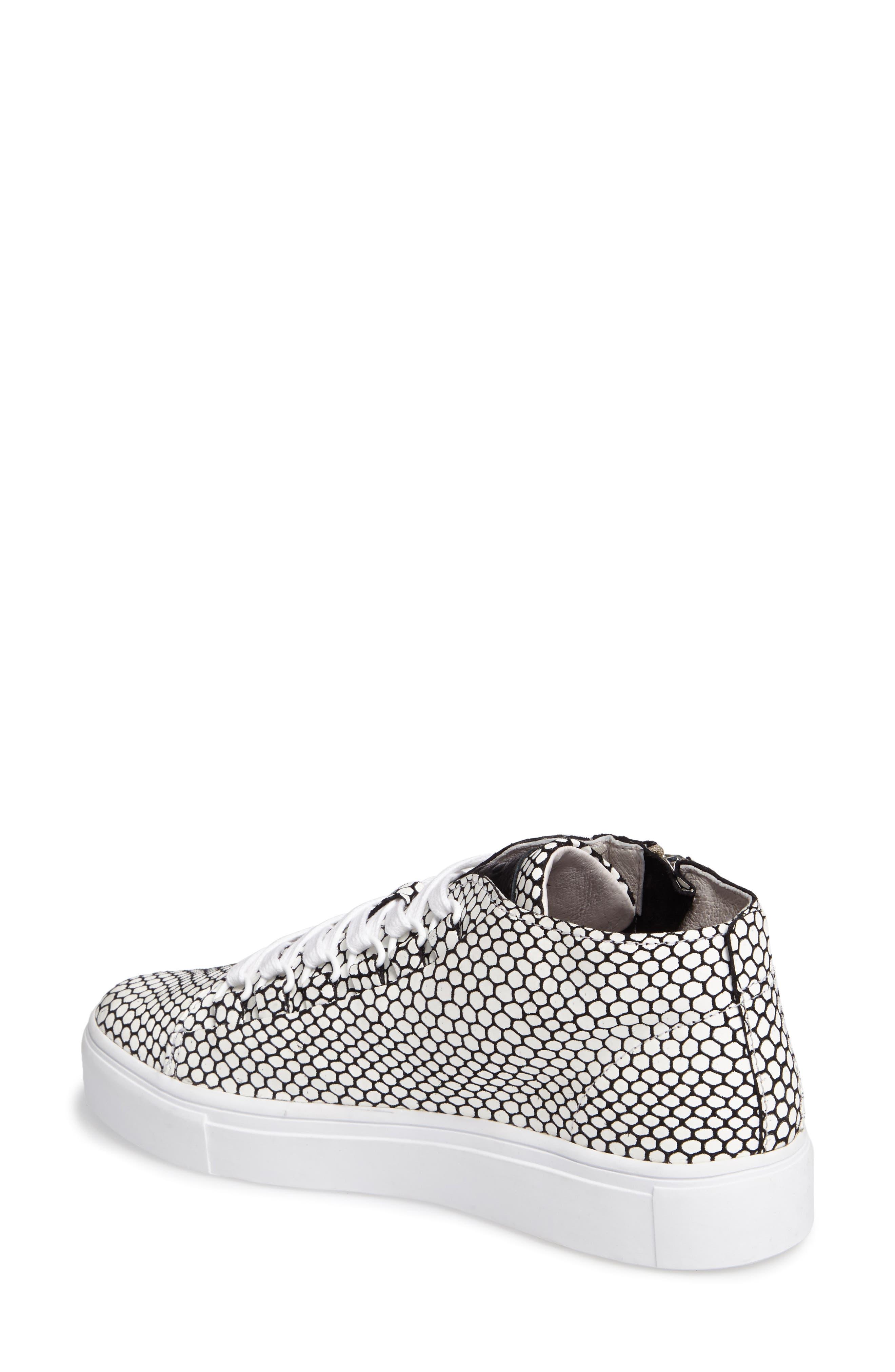 NL30 Midi Sneaker,                             Alternate thumbnail 2, color,                             WHITE HONEY LEATHER