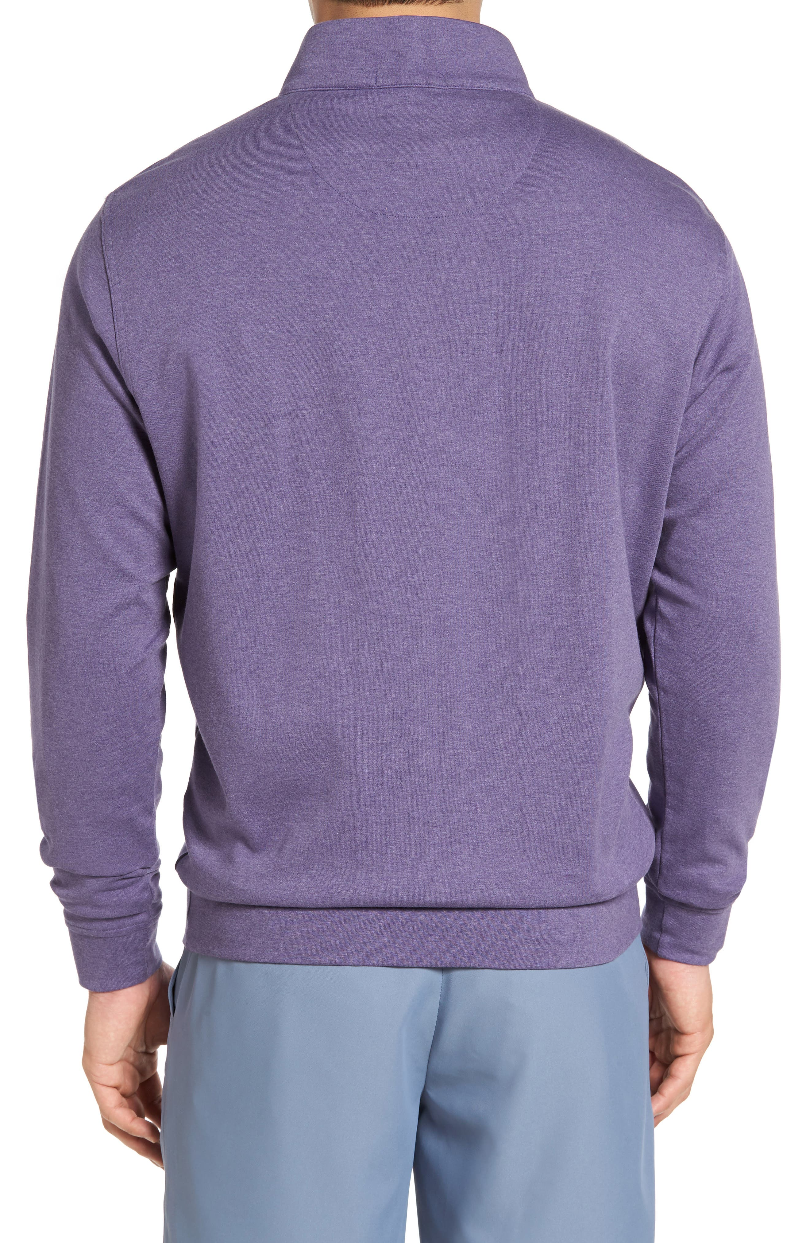 Quarter Zip Pullover,                             Alternate thumbnail 21, color,