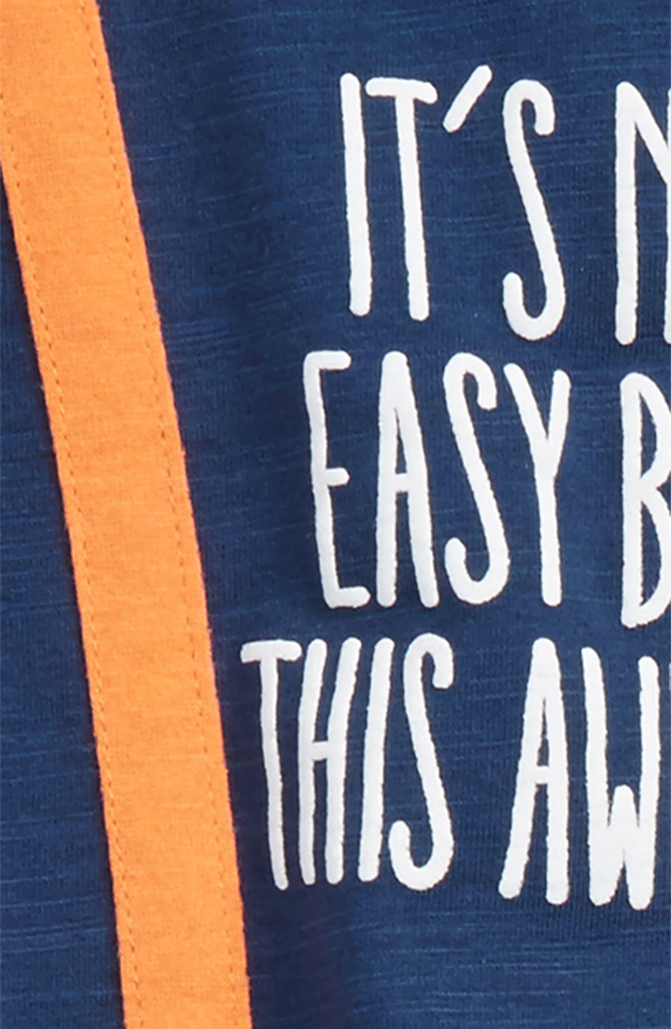 Suspender Shirt & Sweatpants Set,                             Alternate thumbnail 2, color,                             410