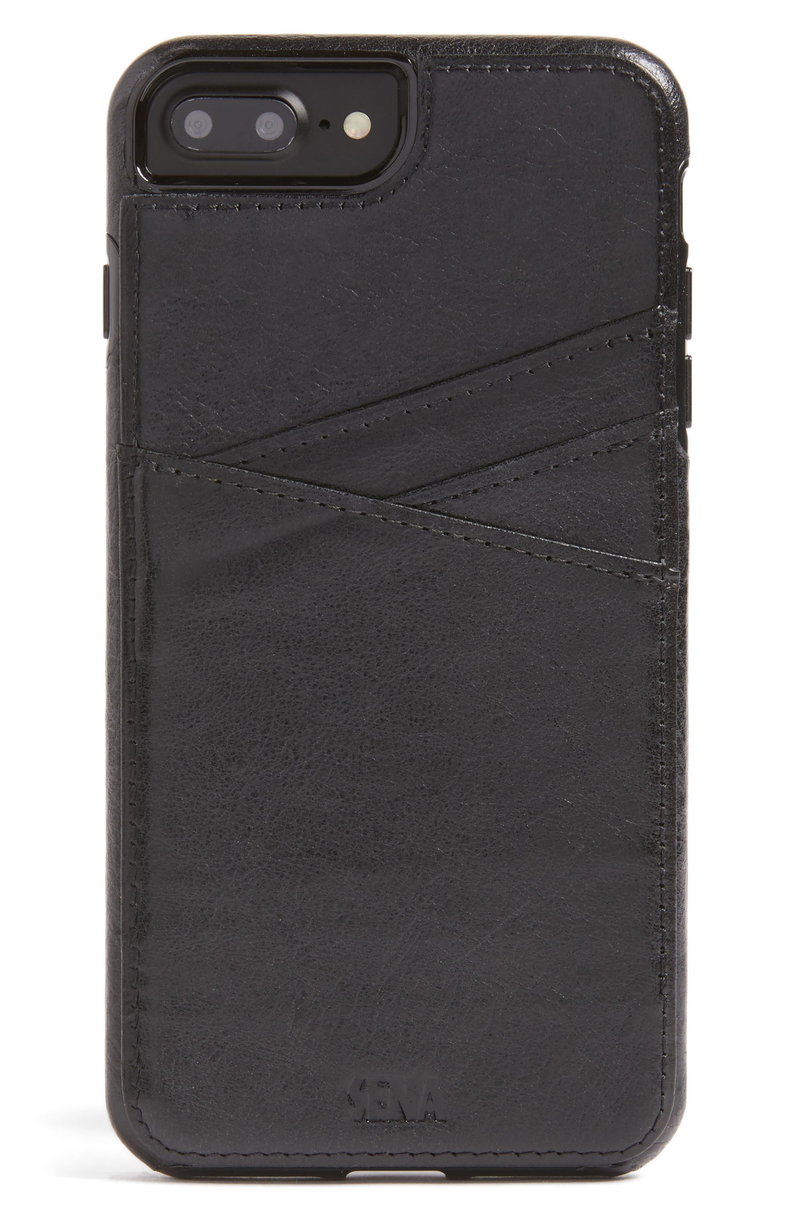 Lugano iPhone 7/8 Plus Wallet Case,                         Main,                         color, 005