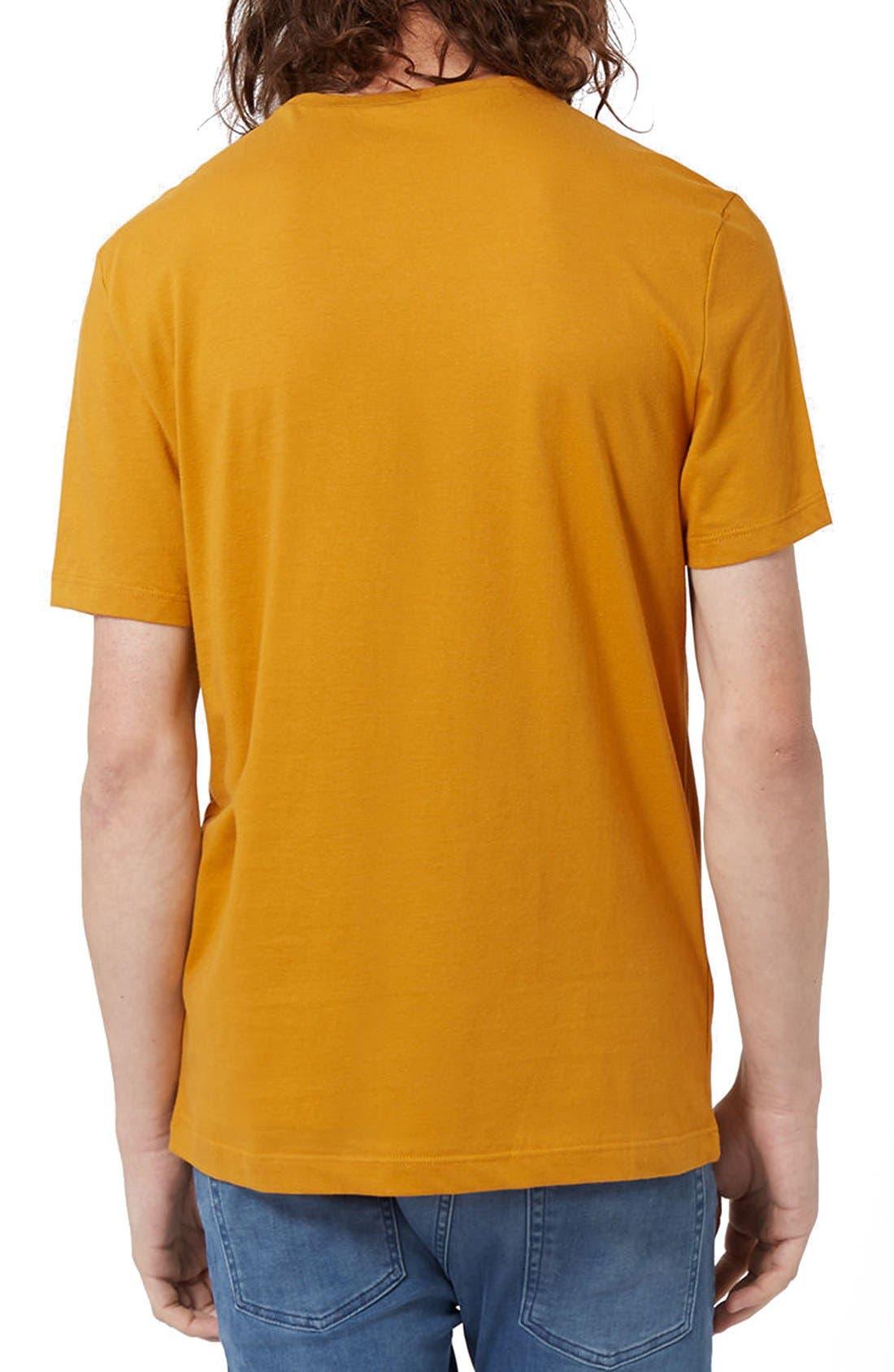 Slim Fit Crewneck T-Shirt,                             Alternate thumbnail 423, color,