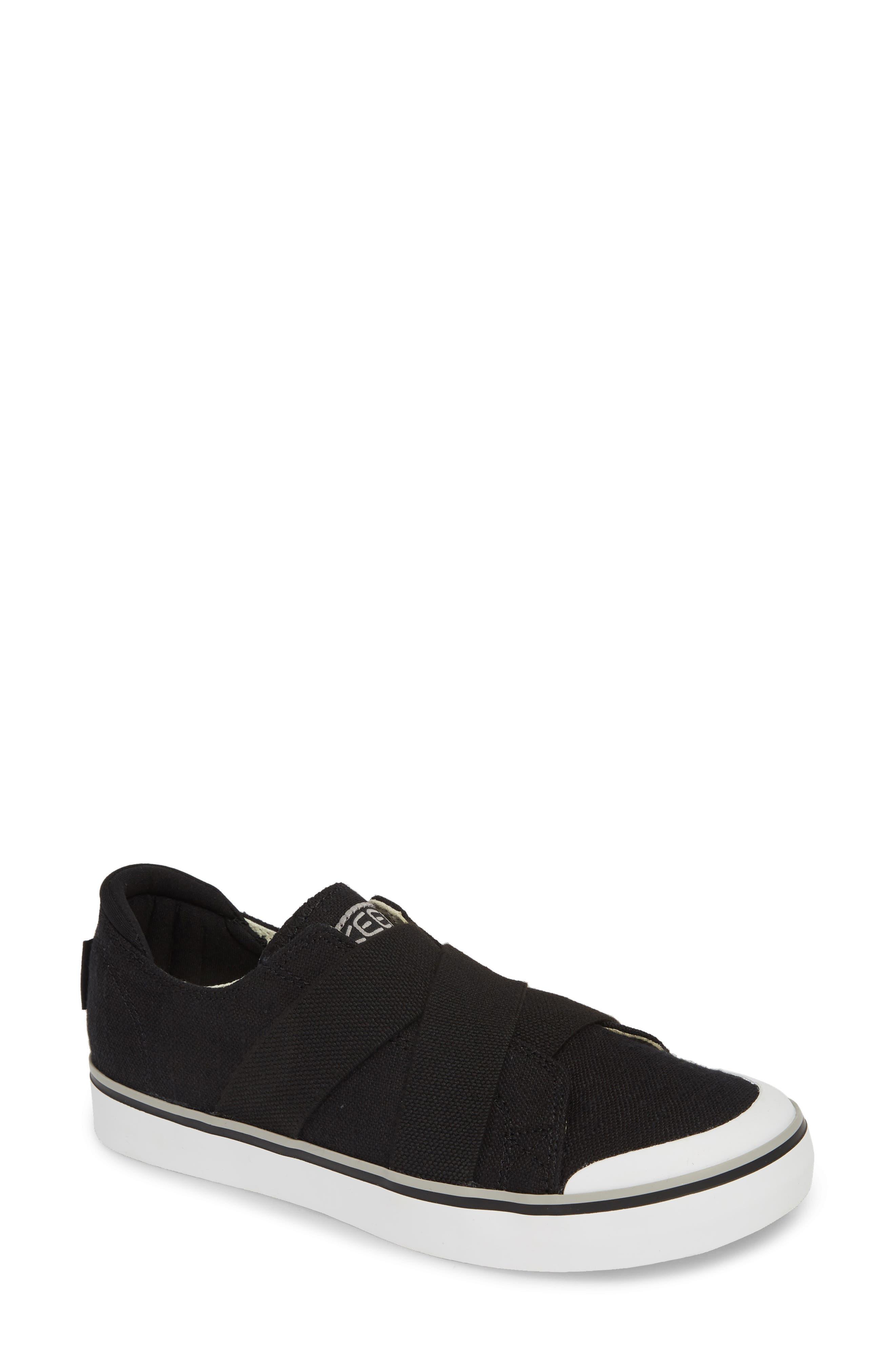 Keen Elsa Iii Slip-On Sneaker, Black