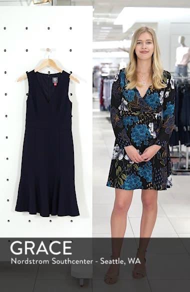 Ruffle Hem Body-Con Dress, sales video thumbnail