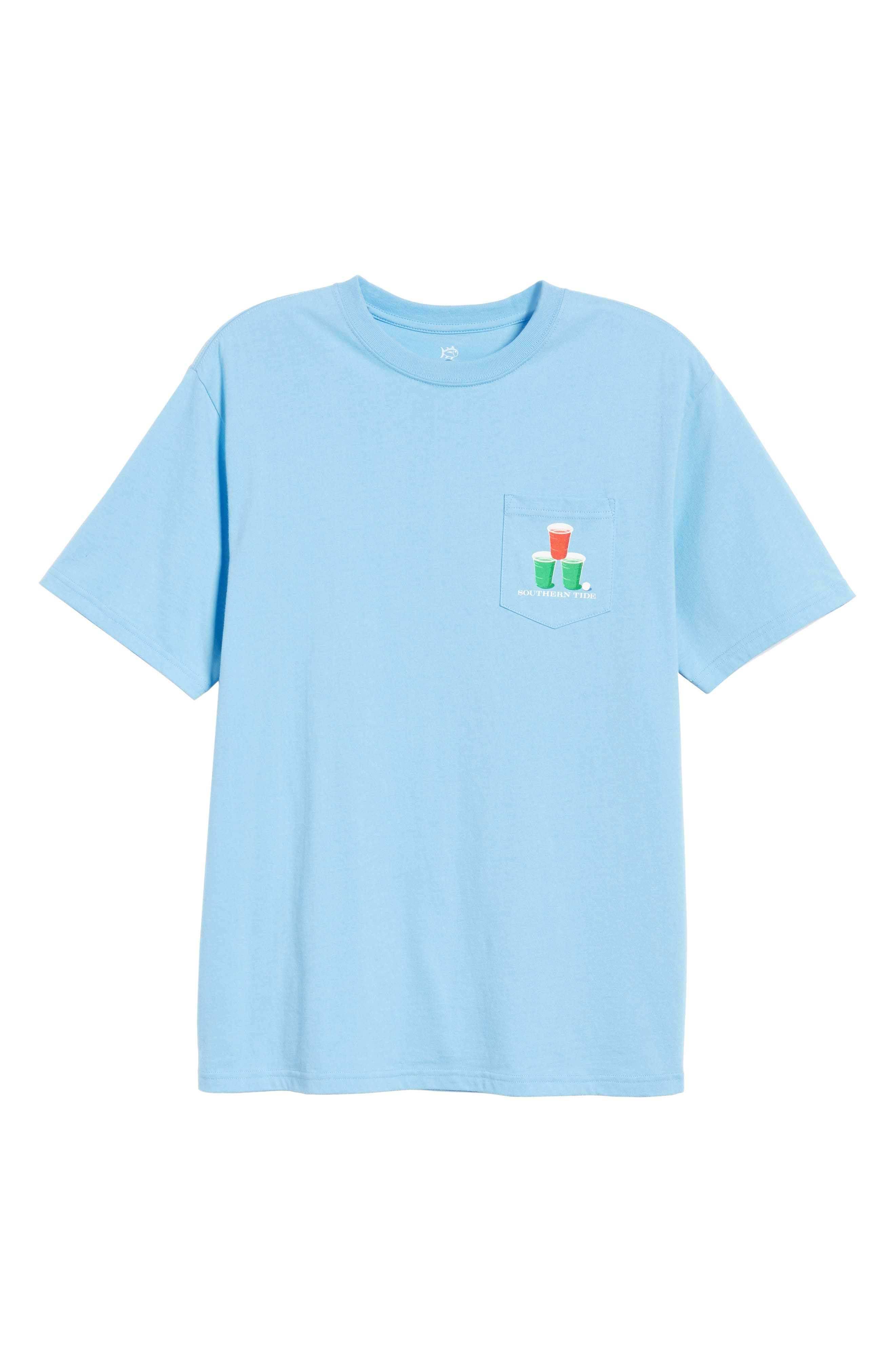Southern Snowball T-Shirt,                             Alternate thumbnail 6, color,                             392
