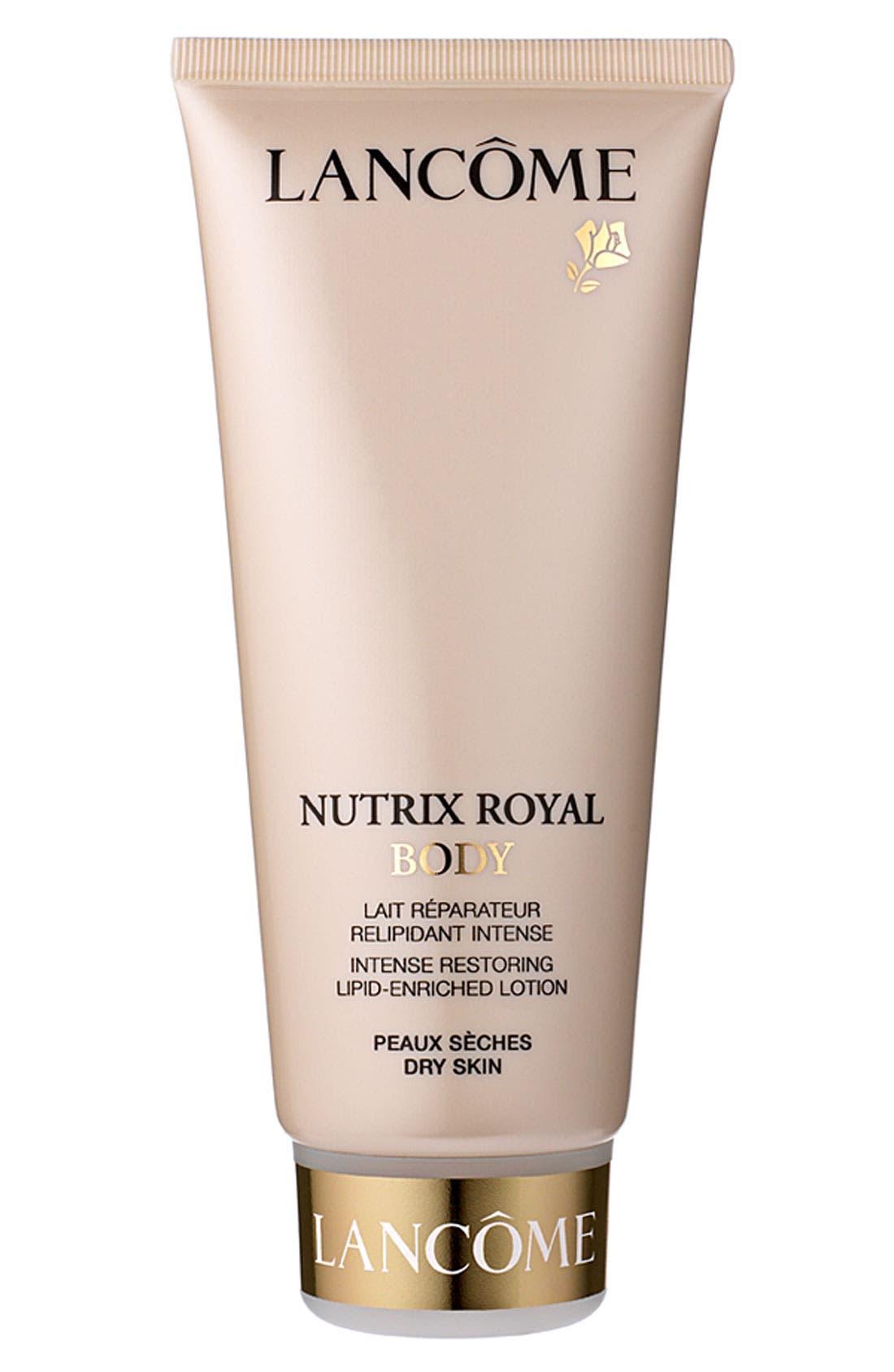 Nutrix Royal Body Restoring Lotion,                             Main thumbnail 1, color,                             NO COLOR