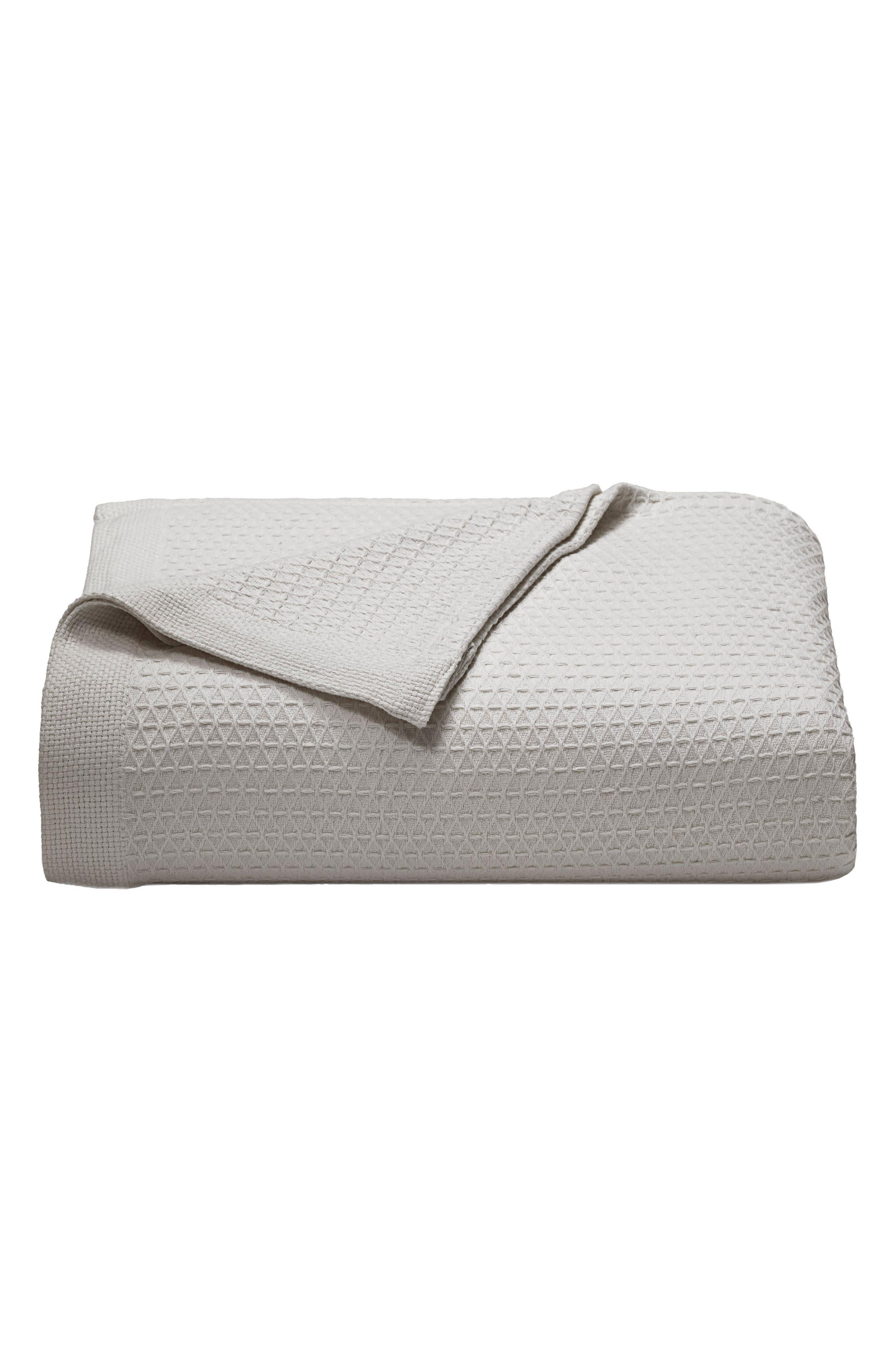Baird Blanket,                         Main,                         color, PASTEL GREY