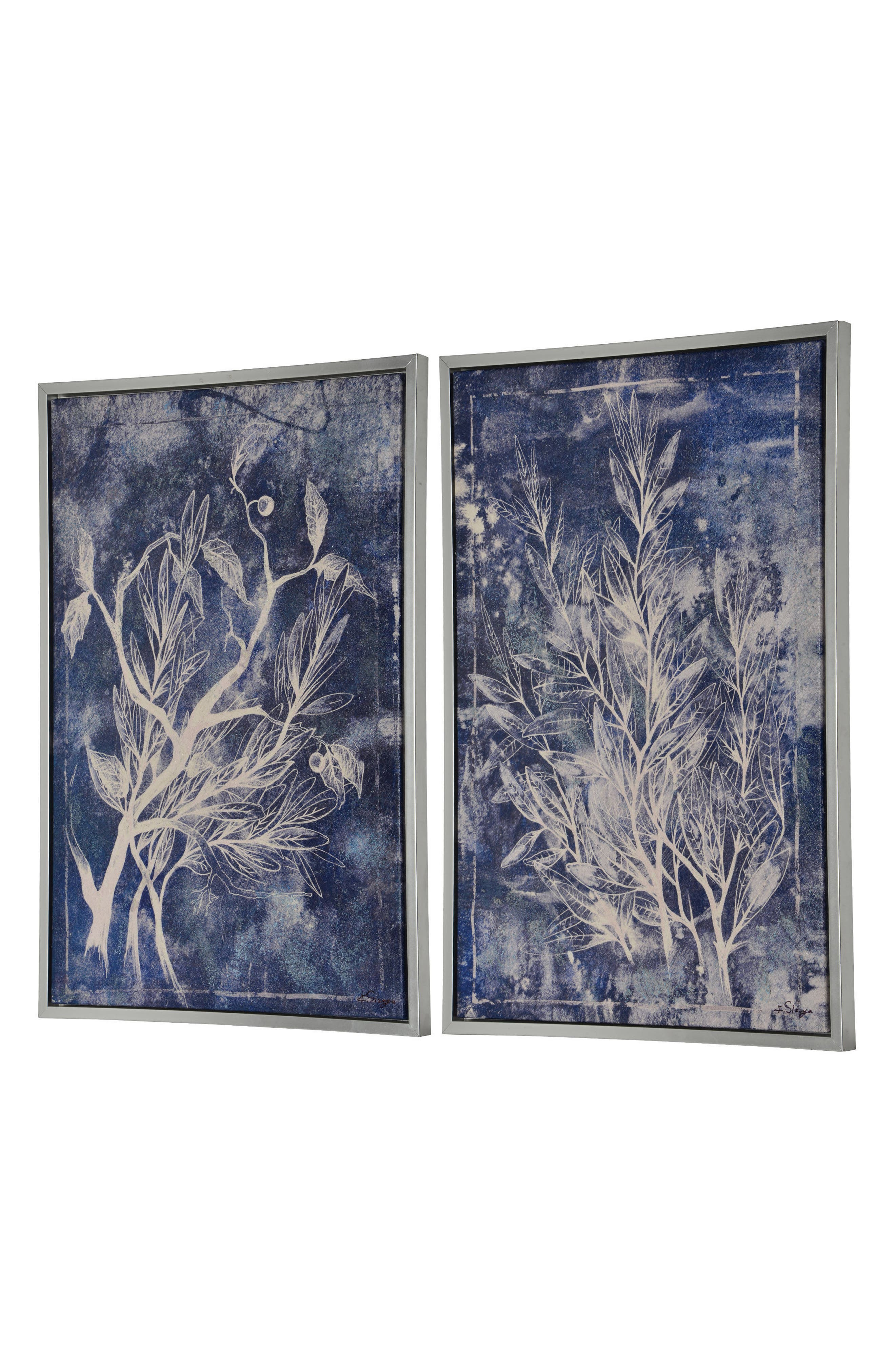 Self Similar Two-Panel Canvas Wall Art,                             Alternate thumbnail 2, color,                             400