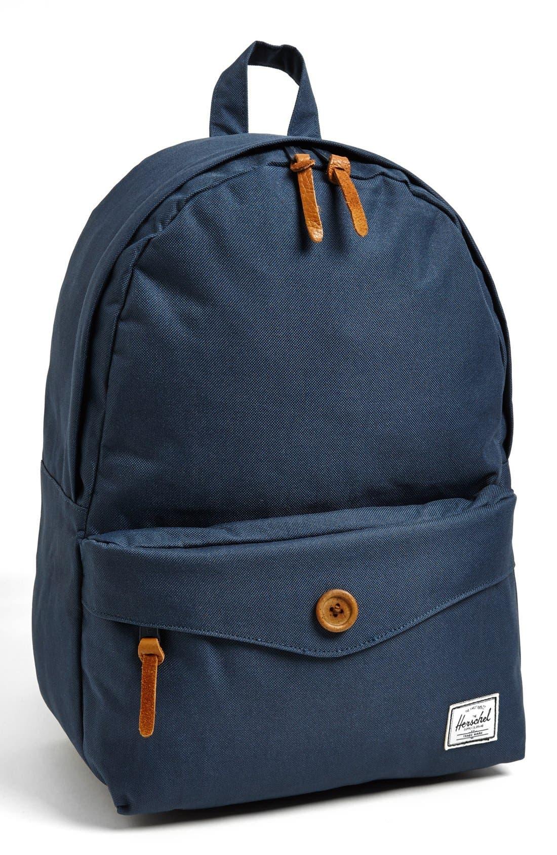 'Sydney' Backpack,                         Main,                         color, NAVY