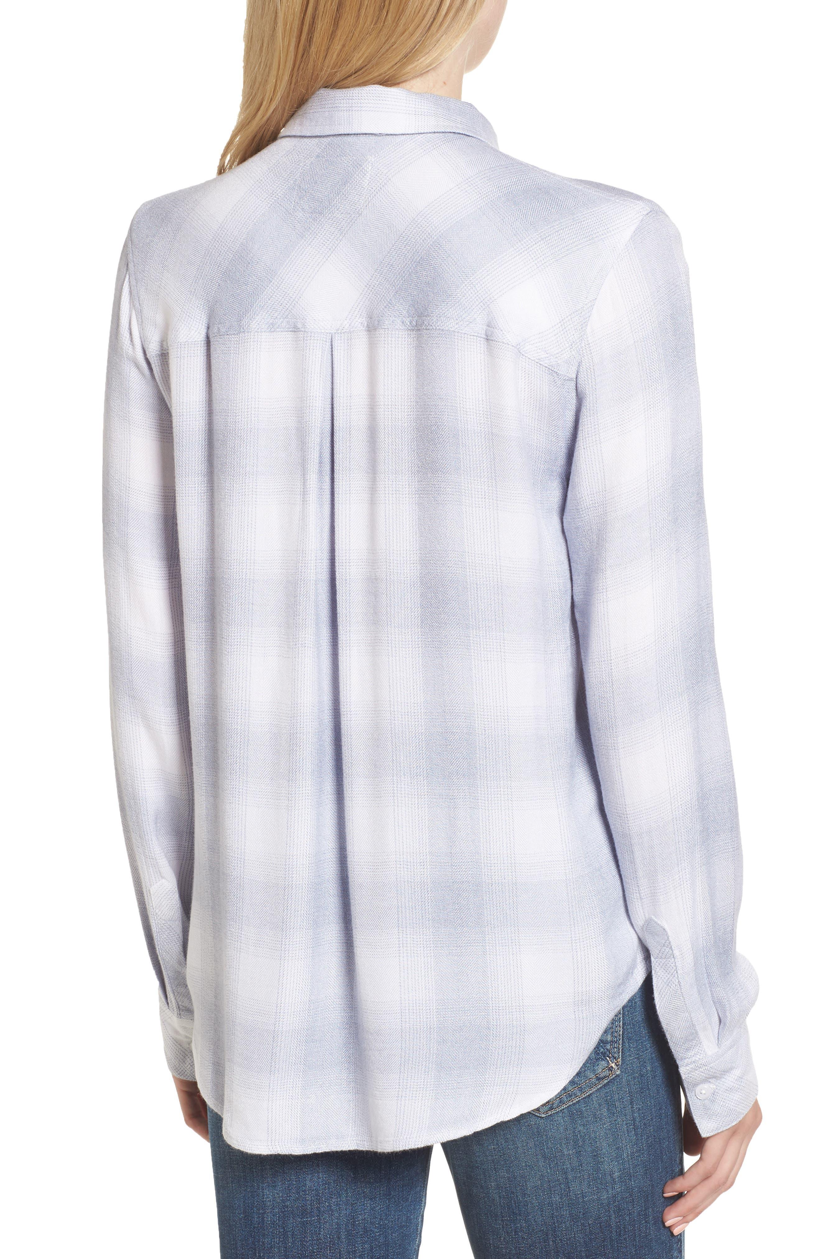 Hunter Plaid Shirt,                             Alternate thumbnail 206, color,