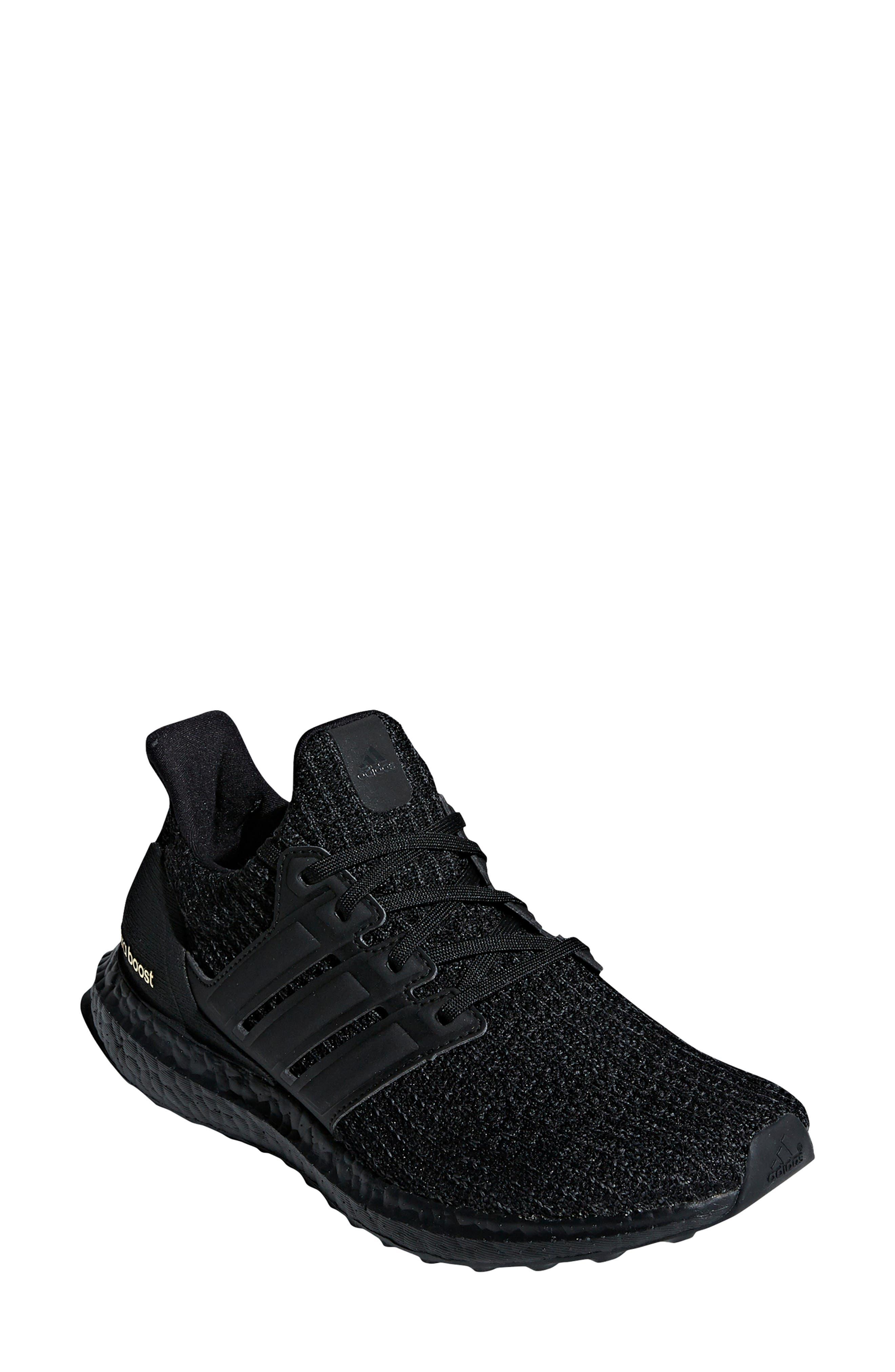 sale retailer 3d326 c08c5 Adidas Ultraboost Running Shoe, Black
