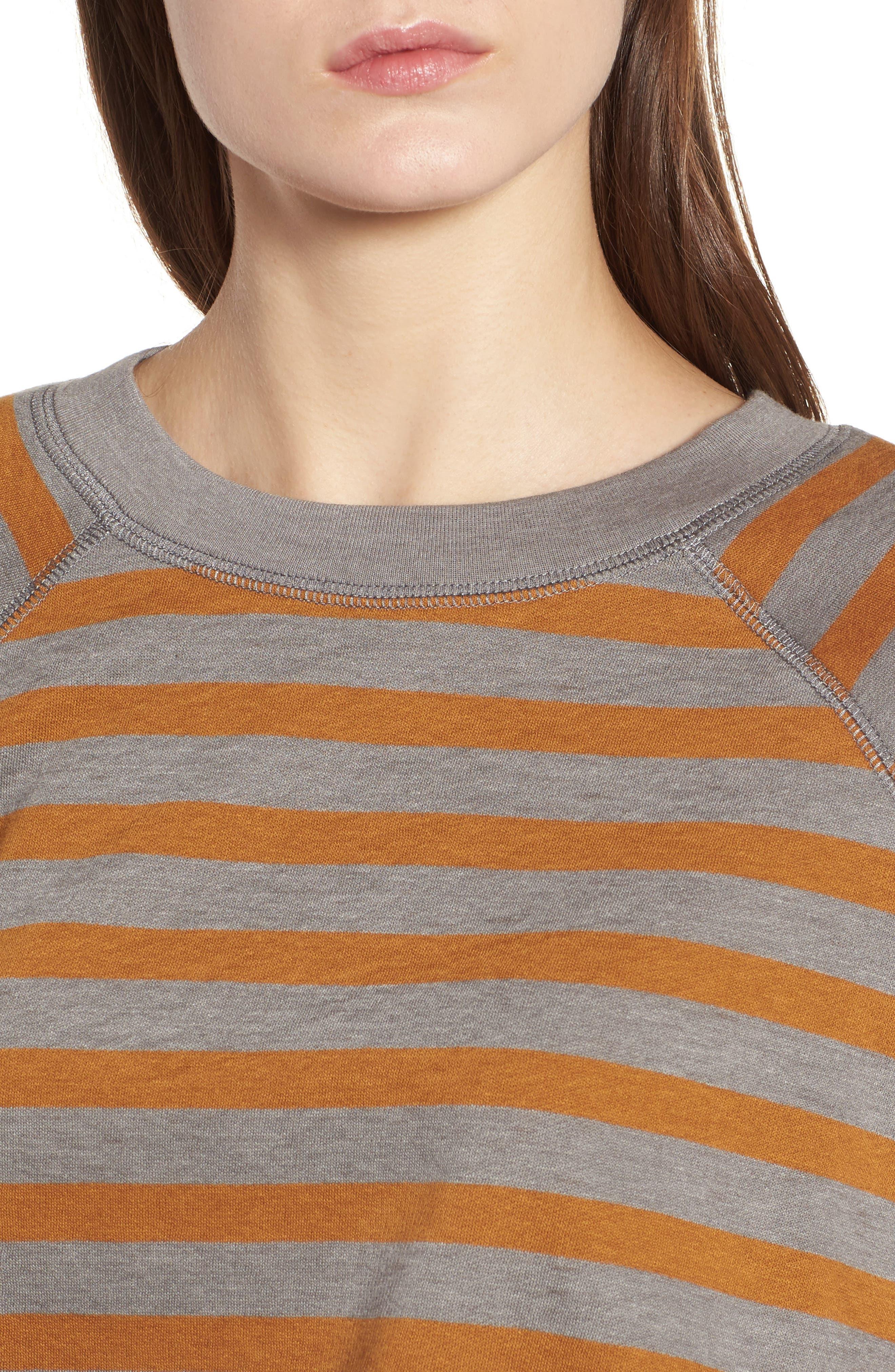 Crewneck Sweatshirt,                             Alternate thumbnail 4, color,                             021