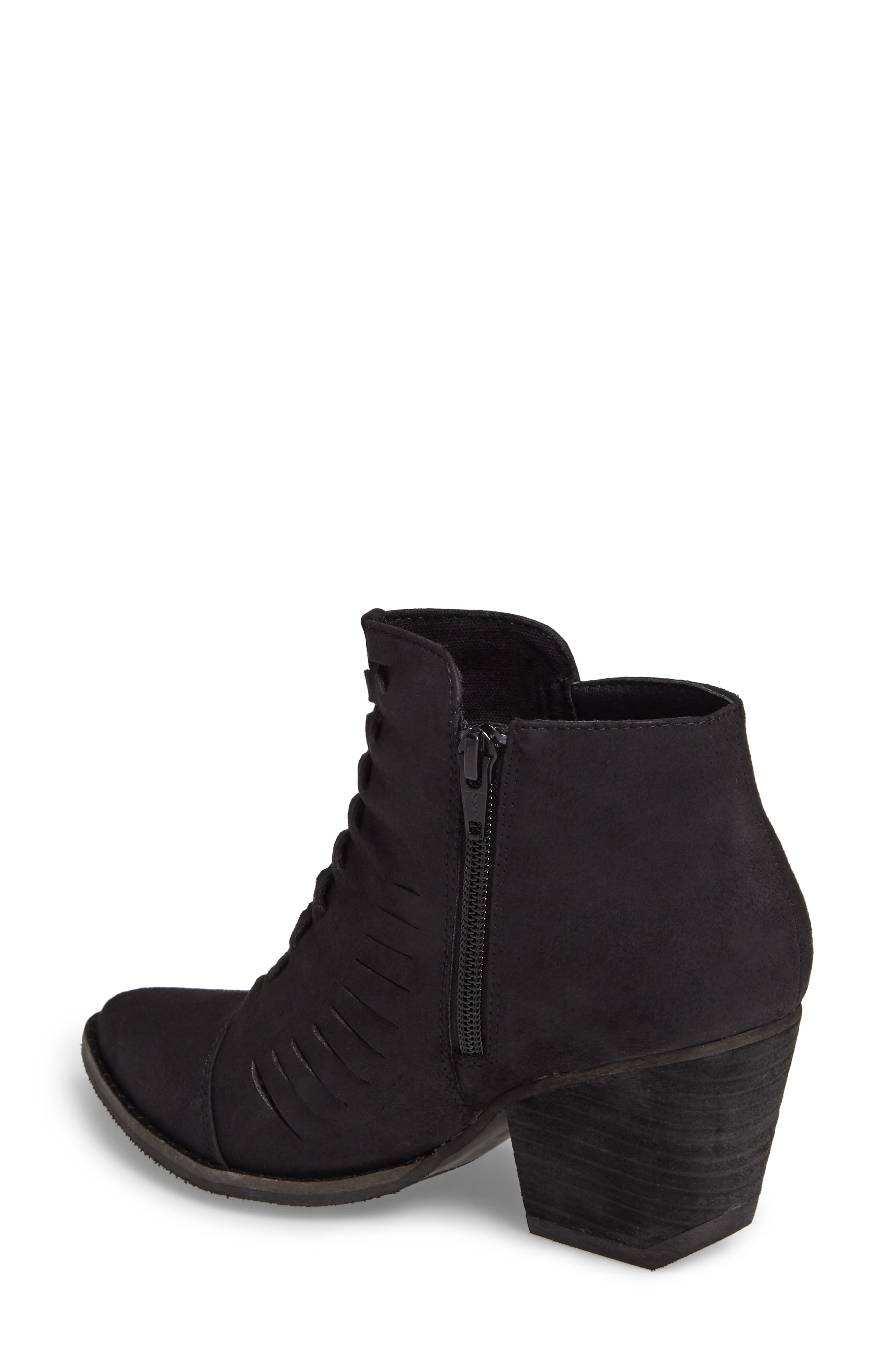 Ally Woven Bootie,                             Alternate thumbnail 5, color,