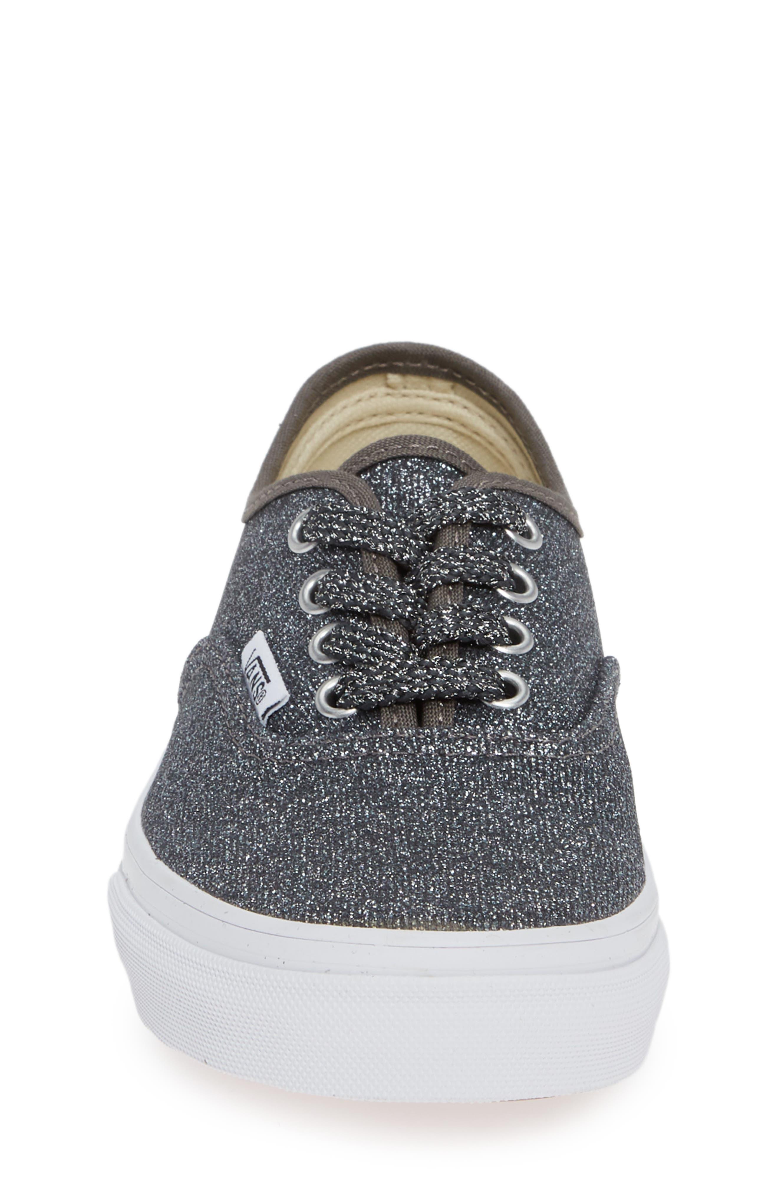 Authentic Sneaker,                             Alternate thumbnail 4, color,                             001