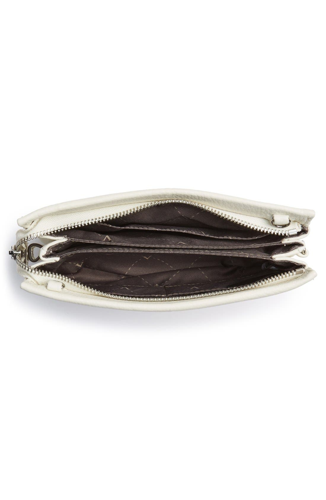 'Cami' Leather Crossbody Bag,                             Alternate thumbnail 108, color,