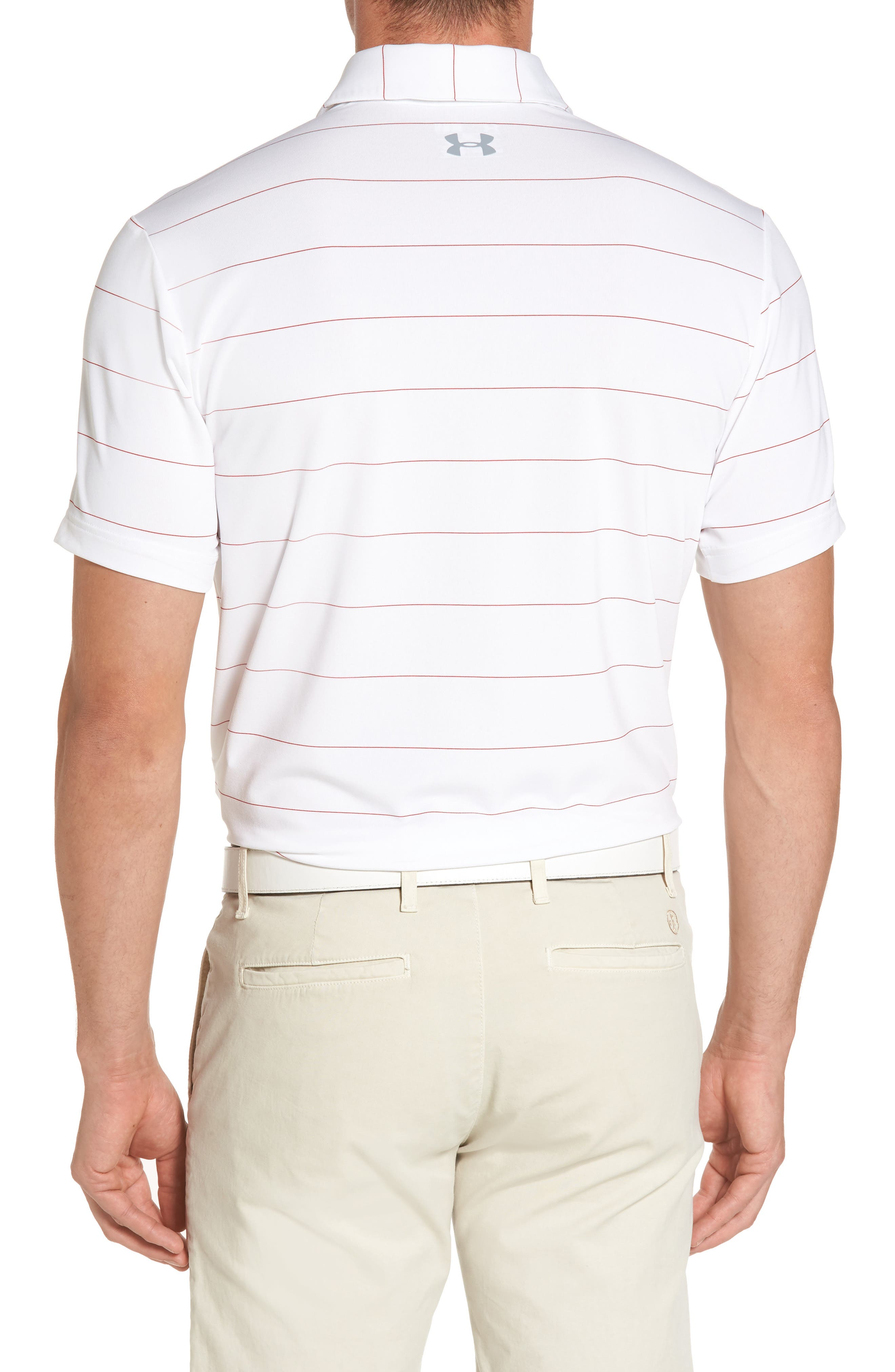 'Playoff' Loose Fit Short Sleeve Polo,                             Alternate thumbnail 62, color,