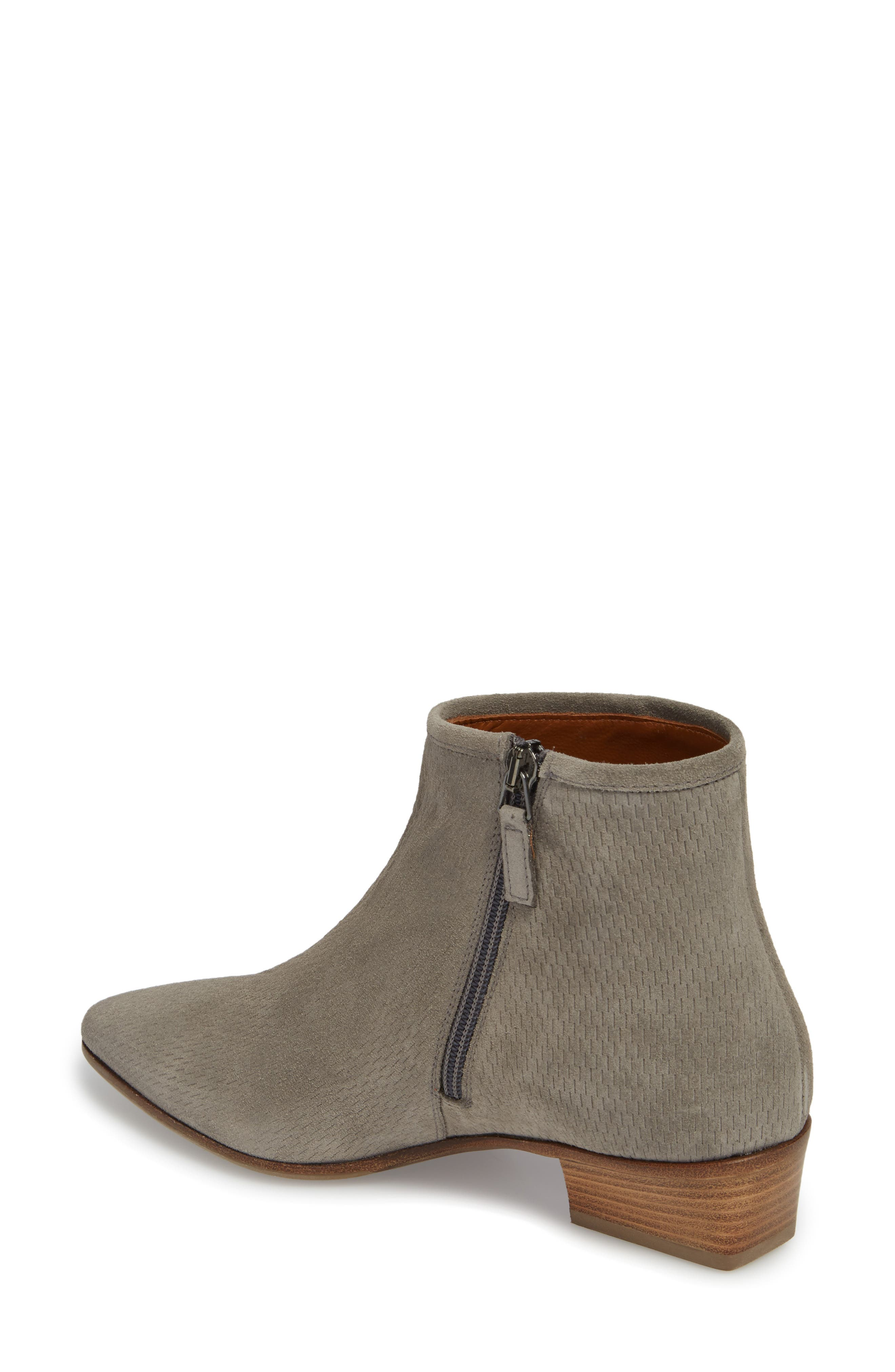 Fire Embossed Bootie,                             Alternate thumbnail 2, color,                             020