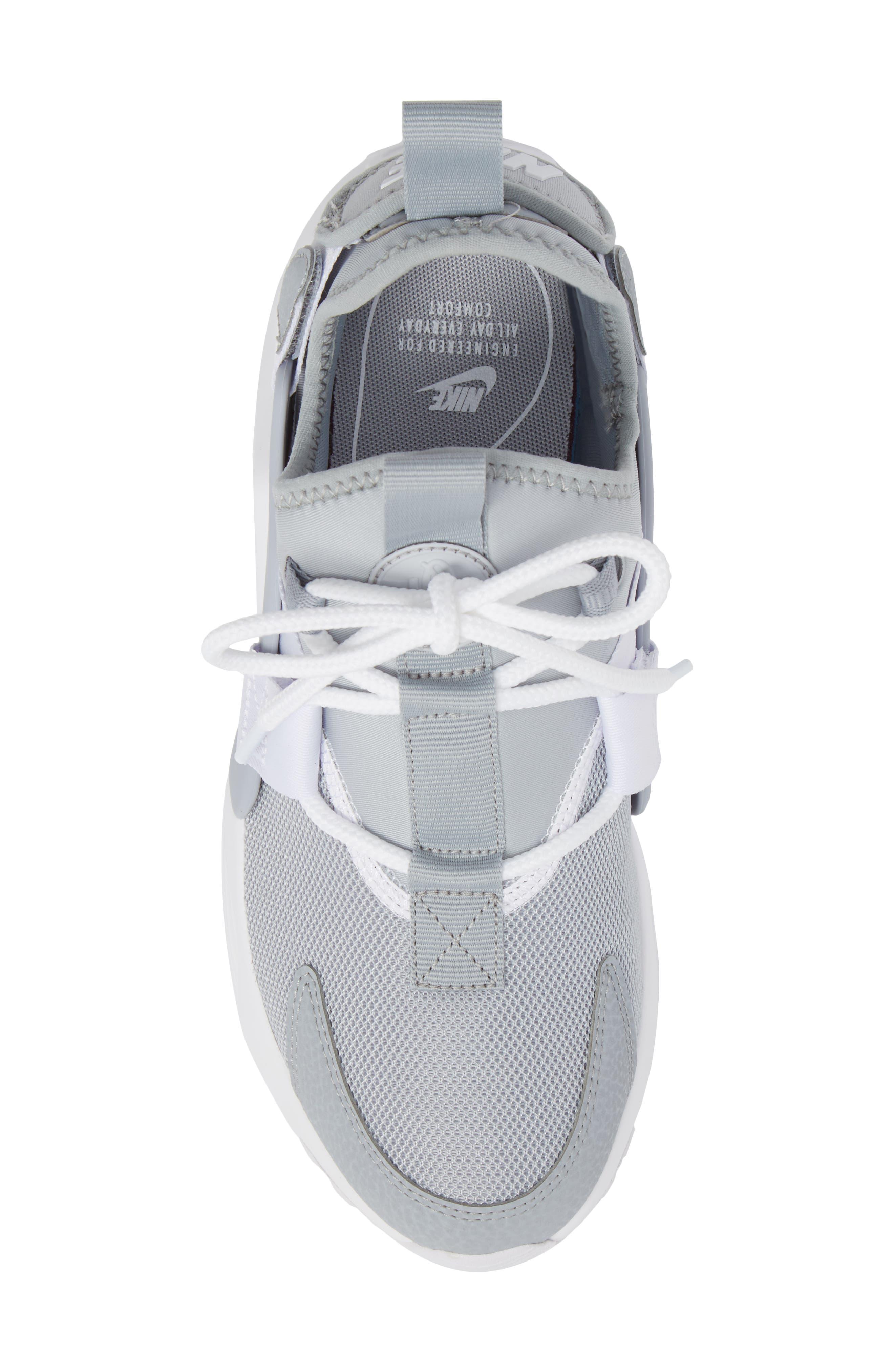 Air Huarache City Sneaker,                             Alternate thumbnail 5, color,                             021
