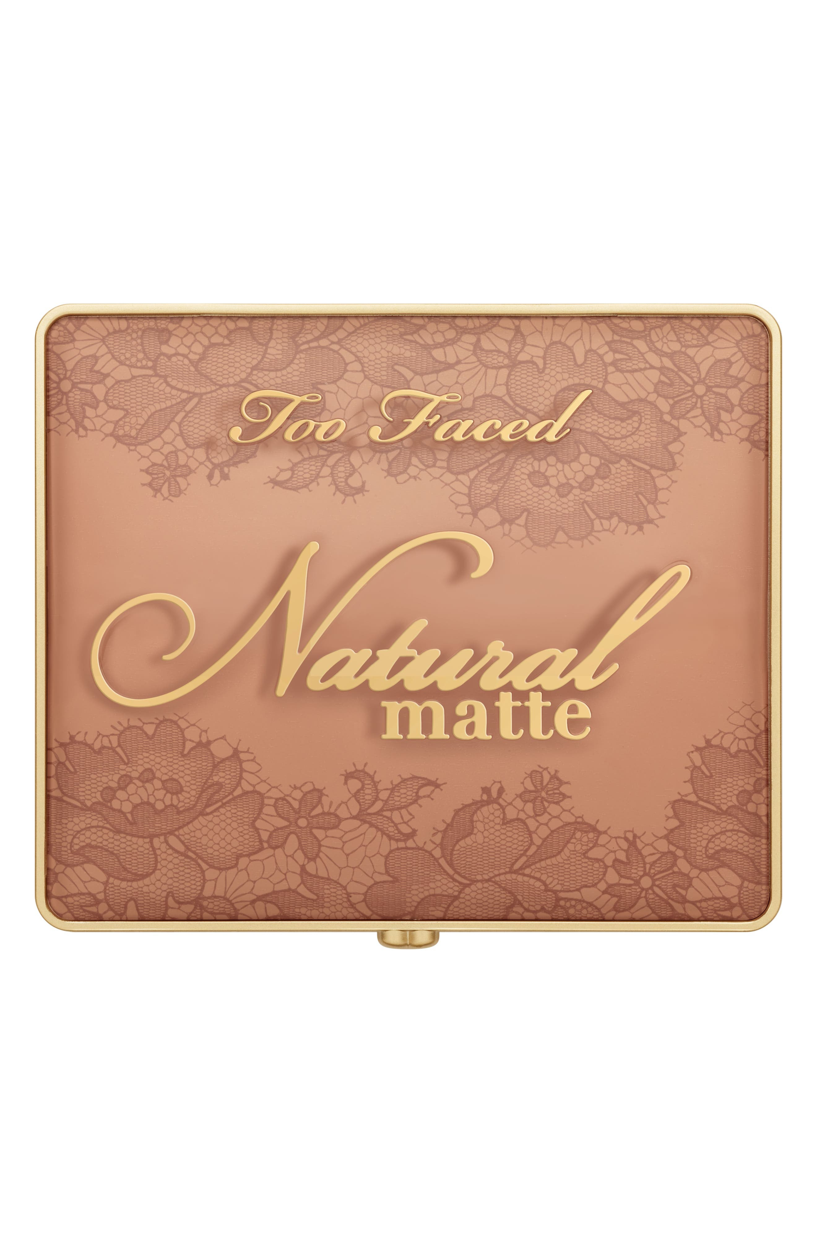 Natural Matte Eyeshadow Palette,                             Alternate thumbnail 6, color,                             NO COLOR