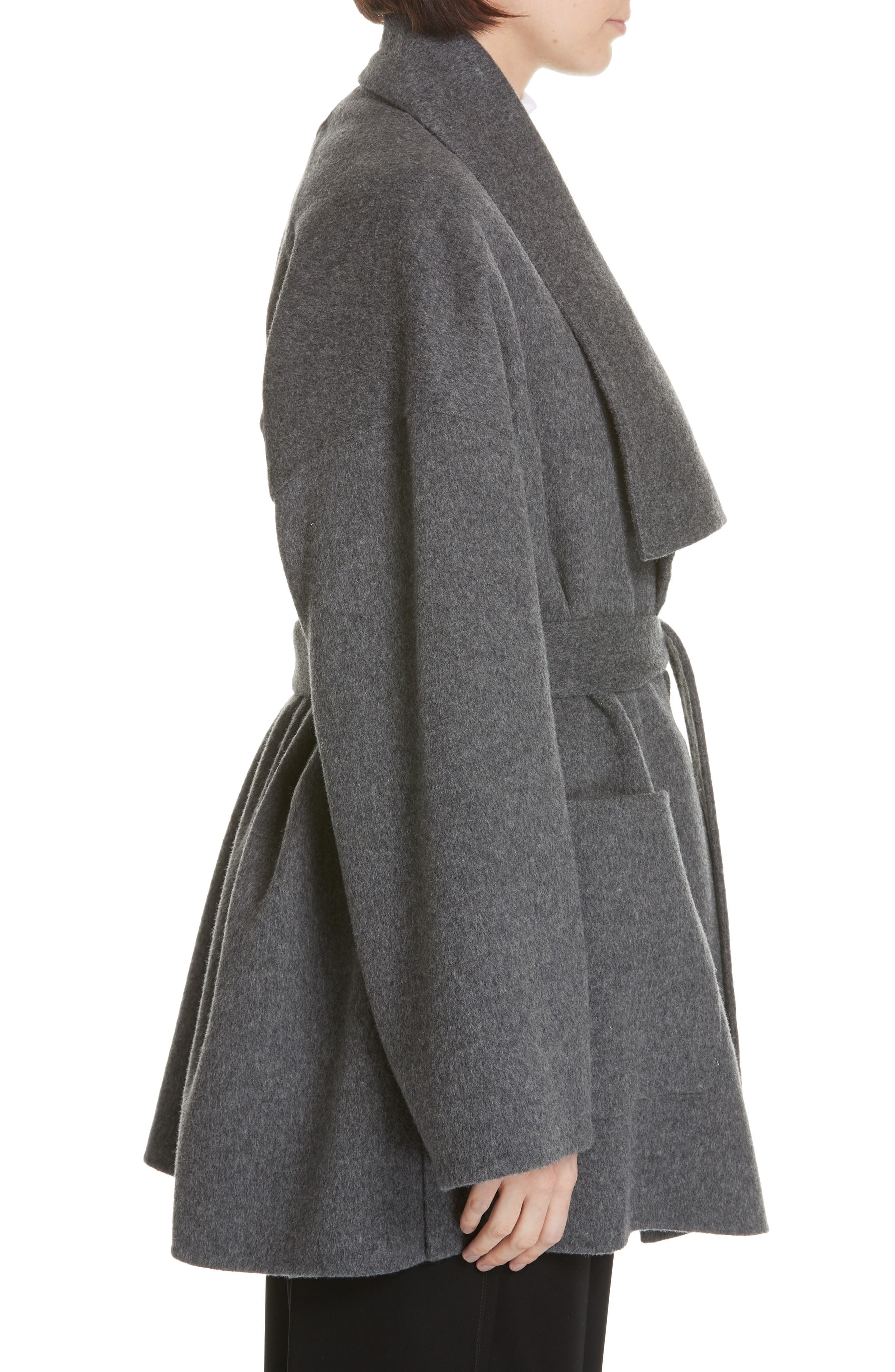 Blanket Coat,                             Alternate thumbnail 3, color,                             H GREY