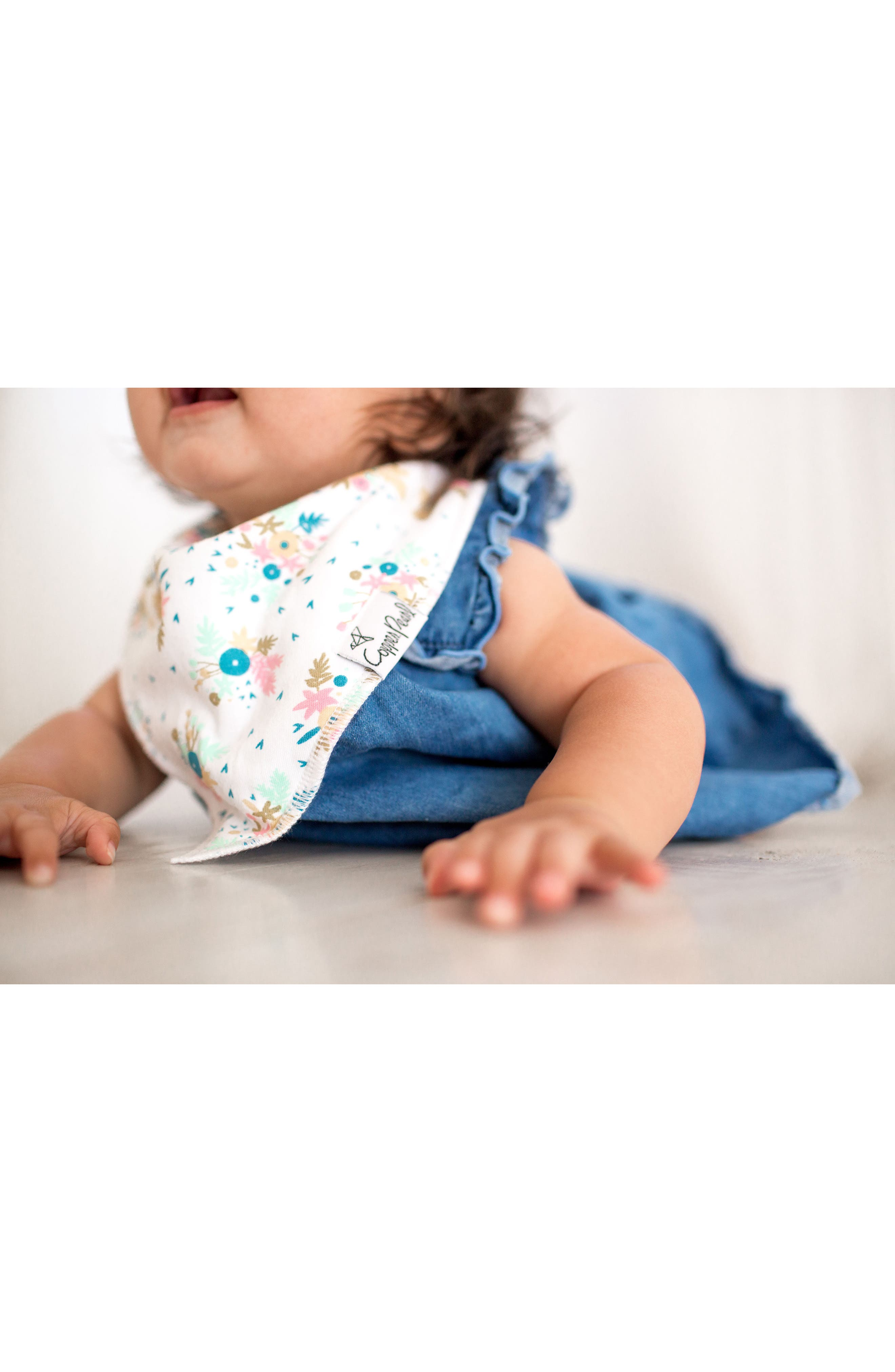 4-Pack Bandana Bibs,                             Alternate thumbnail 6, color,                             WHIMSY