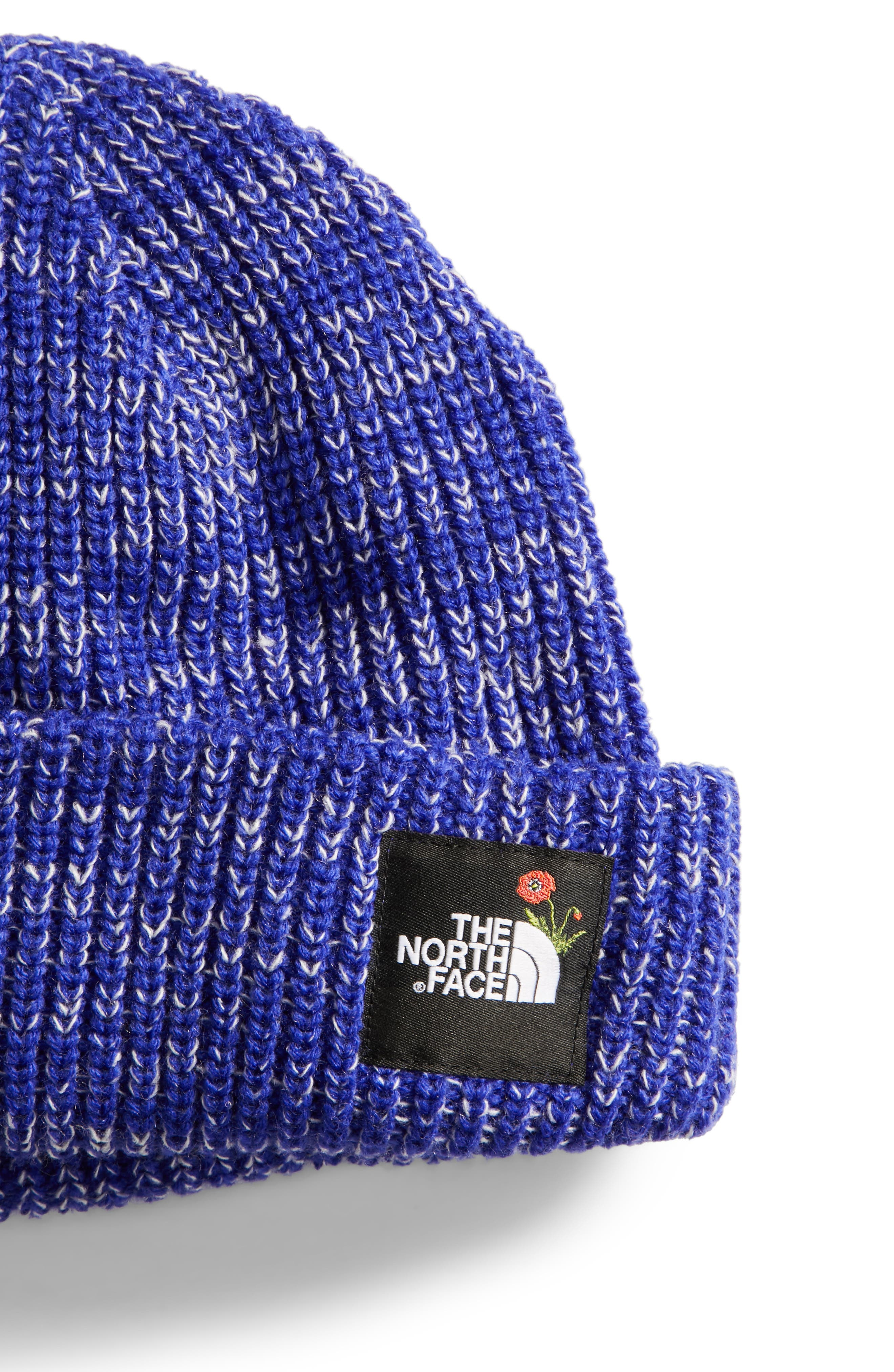 Salty Dog Beanie,                             Alternate thumbnail 4, color,