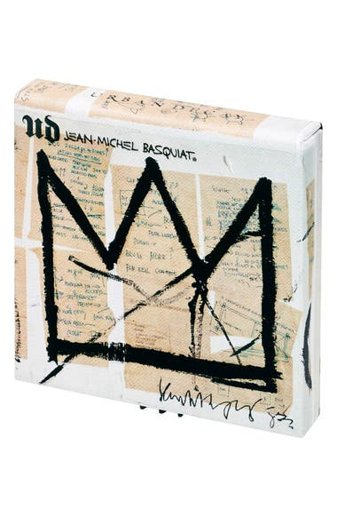 Urban Decay Jean Michel Basquiat Gallery Blush Palette