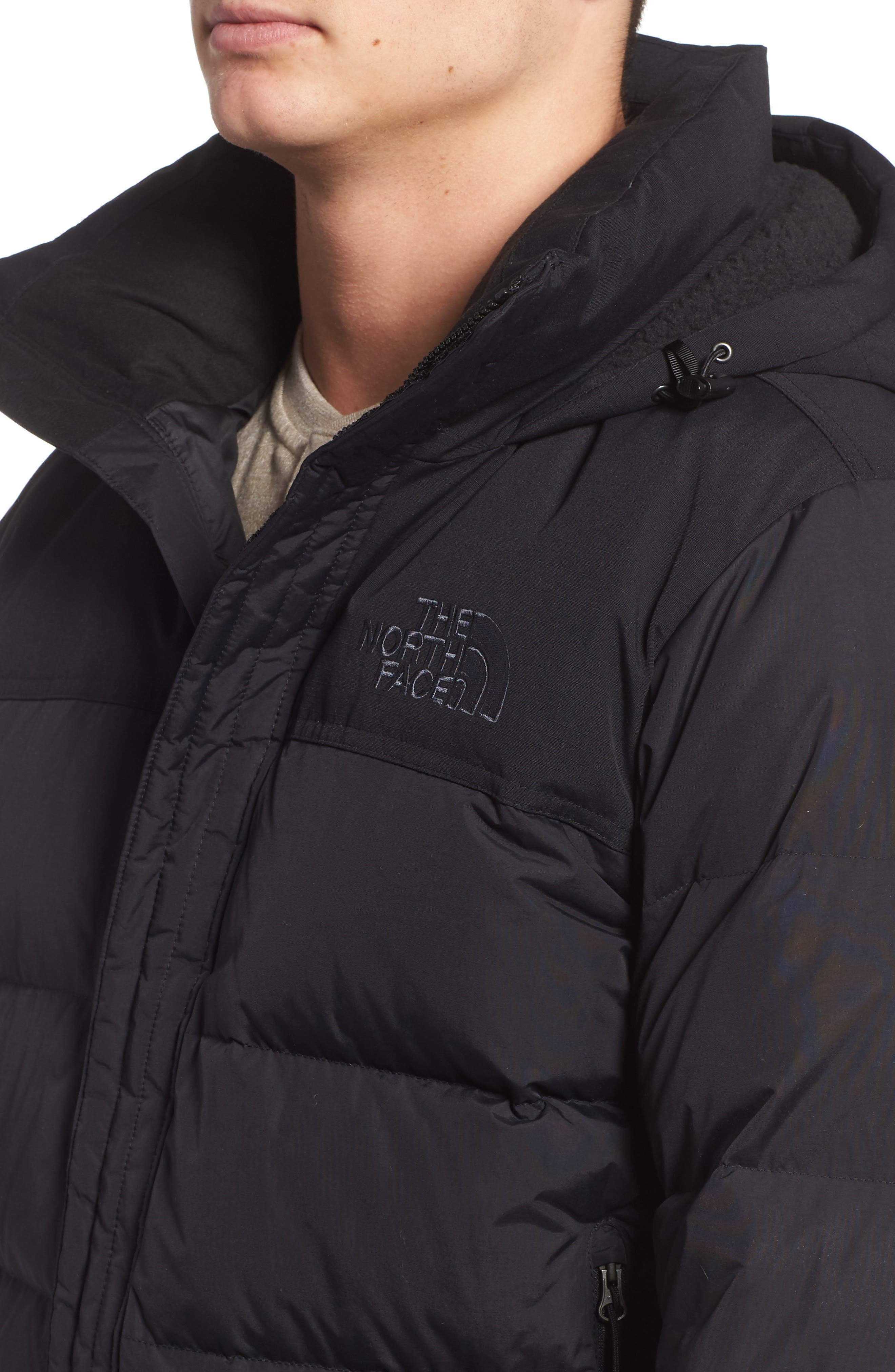 Nuptse Ridge Down Jacket,                             Alternate thumbnail 21, color,