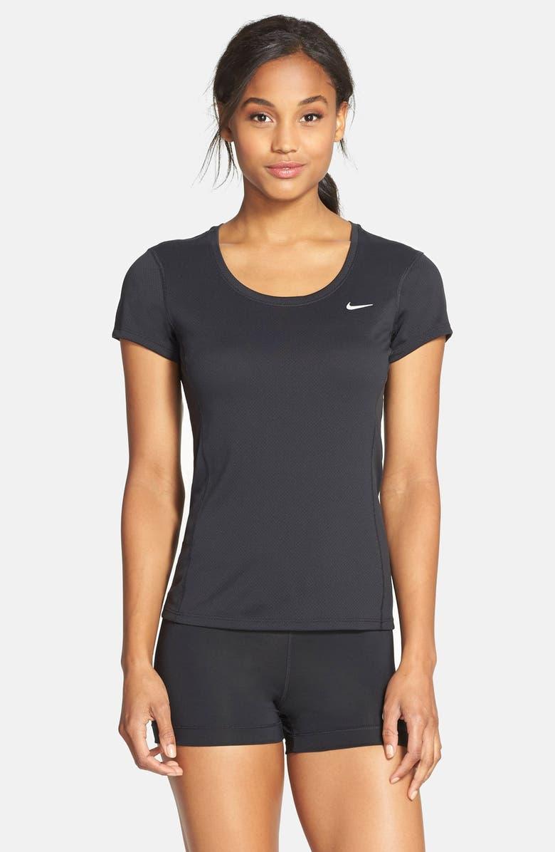 9880d679a97b Nike  Contour  Dri-FIT Tee