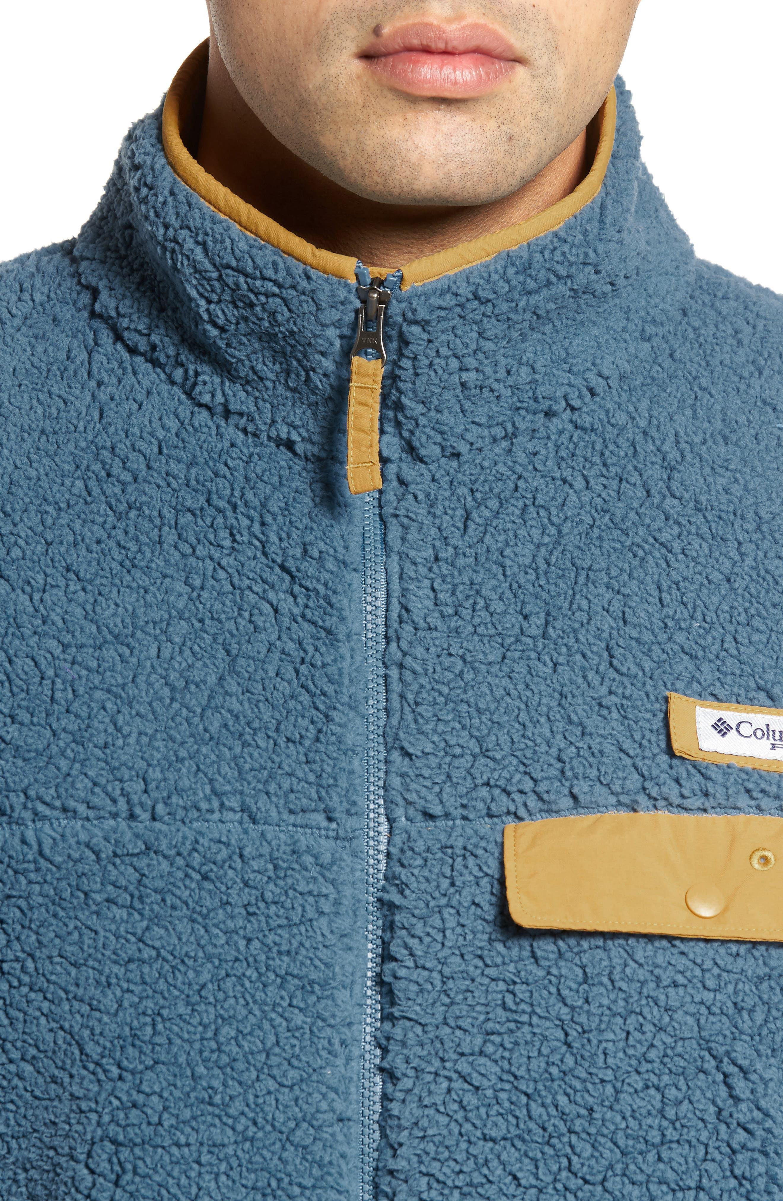 Harborside Fleece Jacket,                             Alternate thumbnail 18, color,