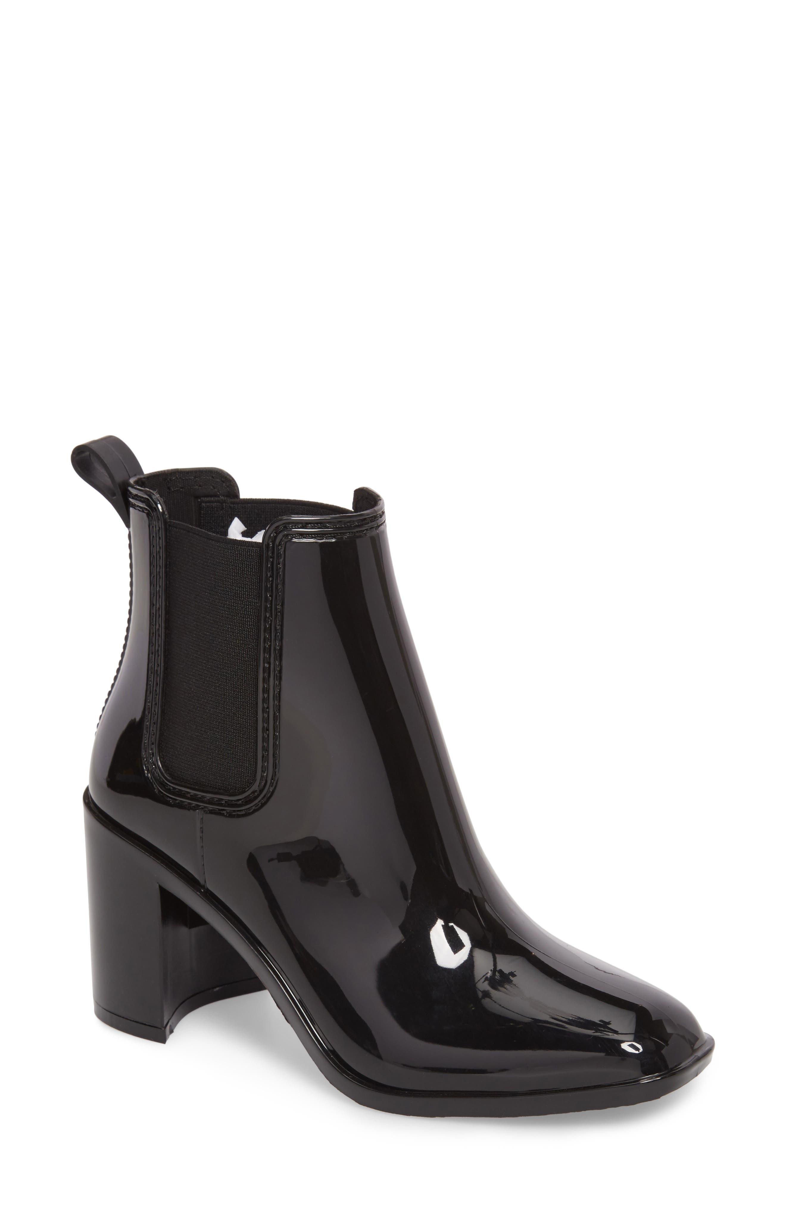 Hurricane Waterproof Boot,                         Main,                         color, BLACK