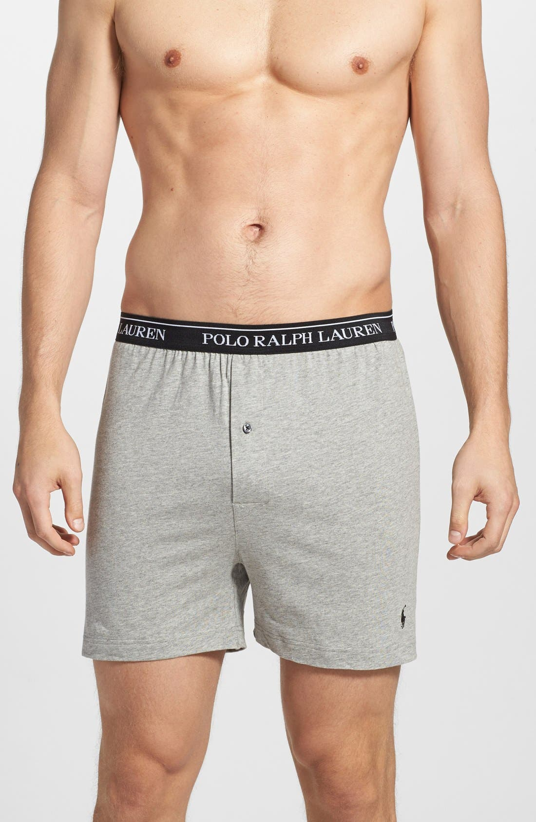 3-Pack Boxers,                             Alternate thumbnail 3, color,                             BLACK/ GREY ASSORTED
