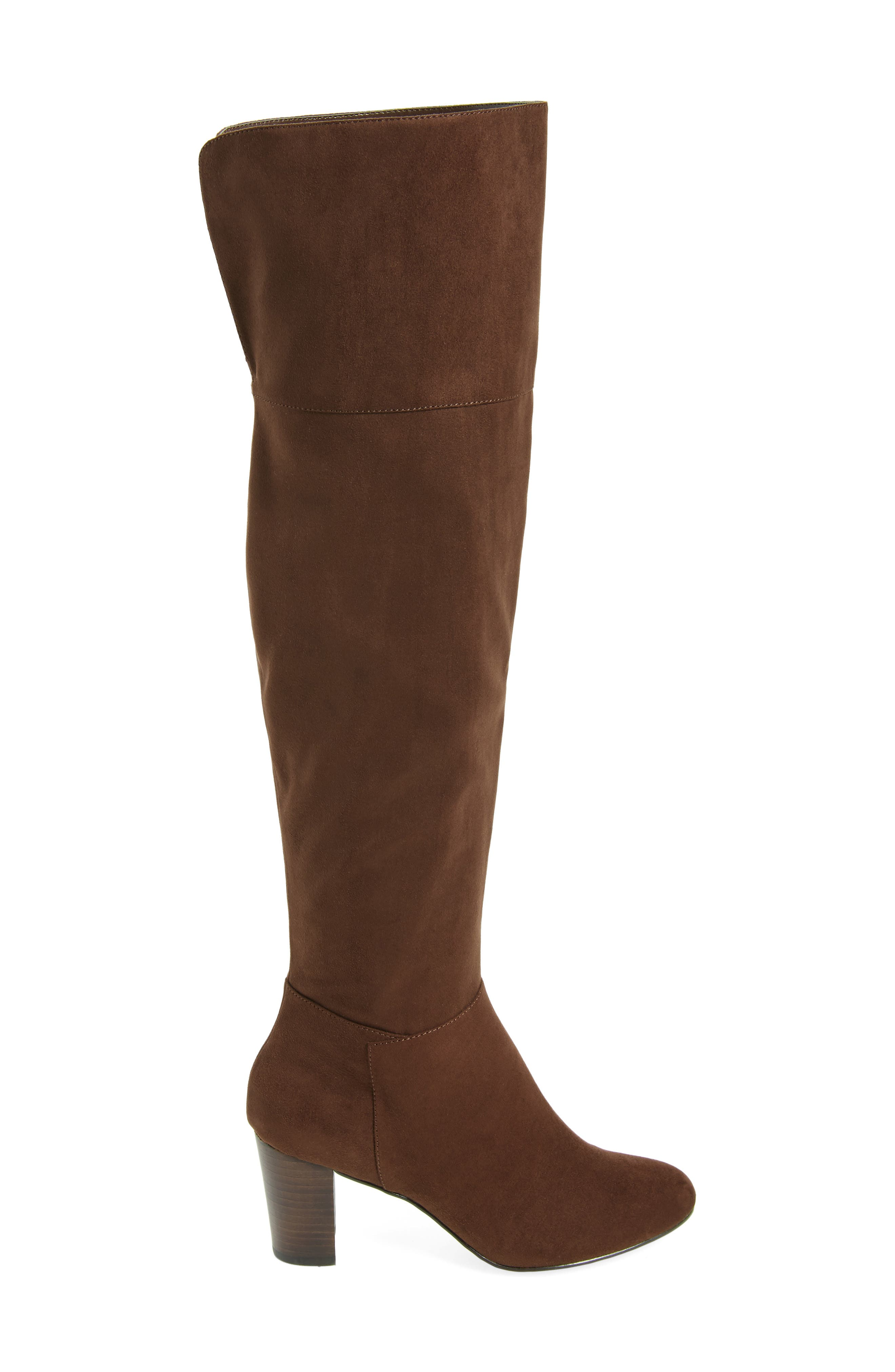 Telluride II Over the Knee Boot,                             Alternate thumbnail 8, color,