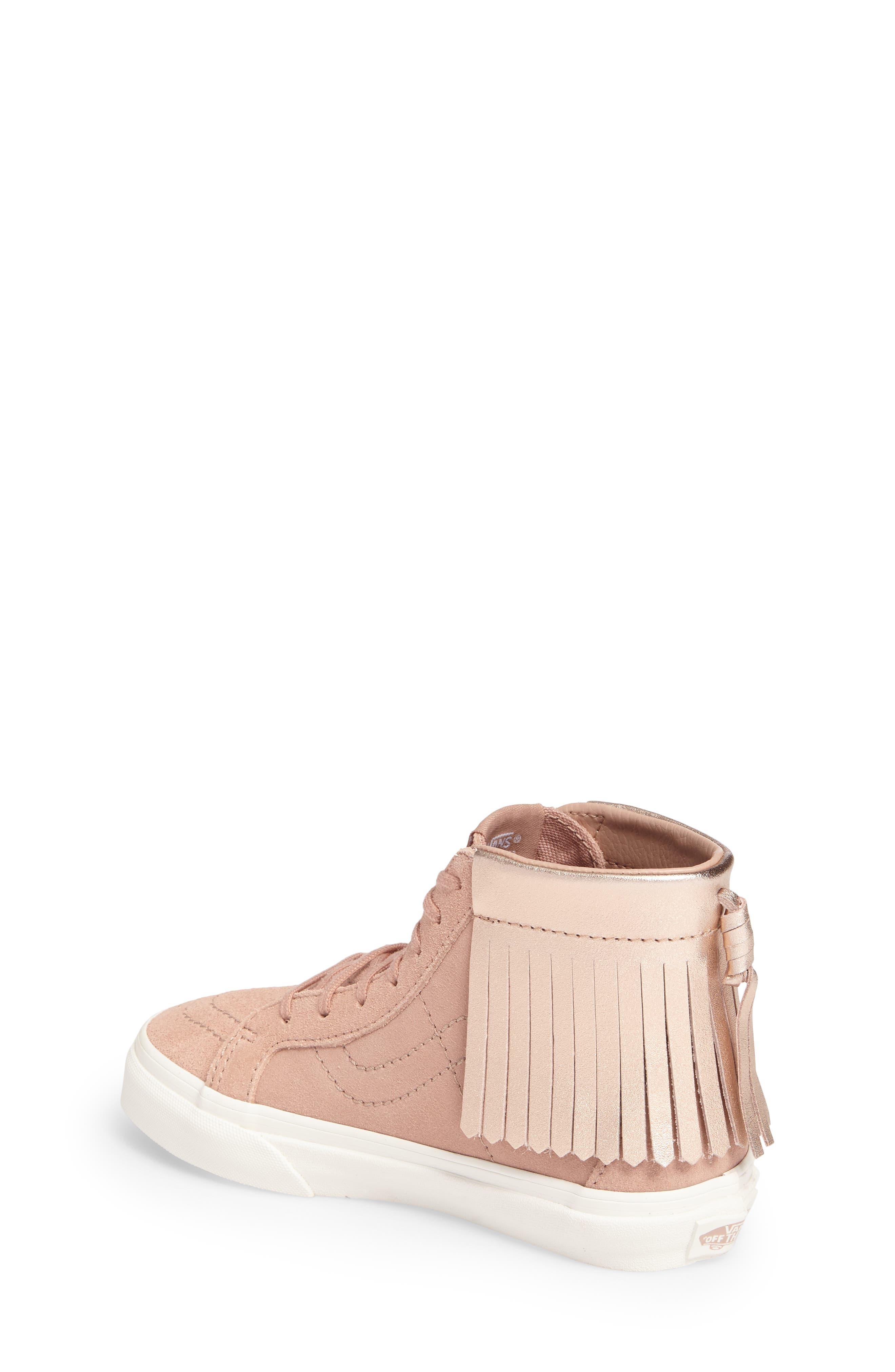 Sk8-Hi Moc Sneaker,                             Alternate thumbnail 4, color,