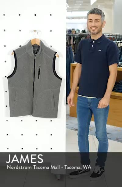Polar Fleece Vest, sales video thumbnail
