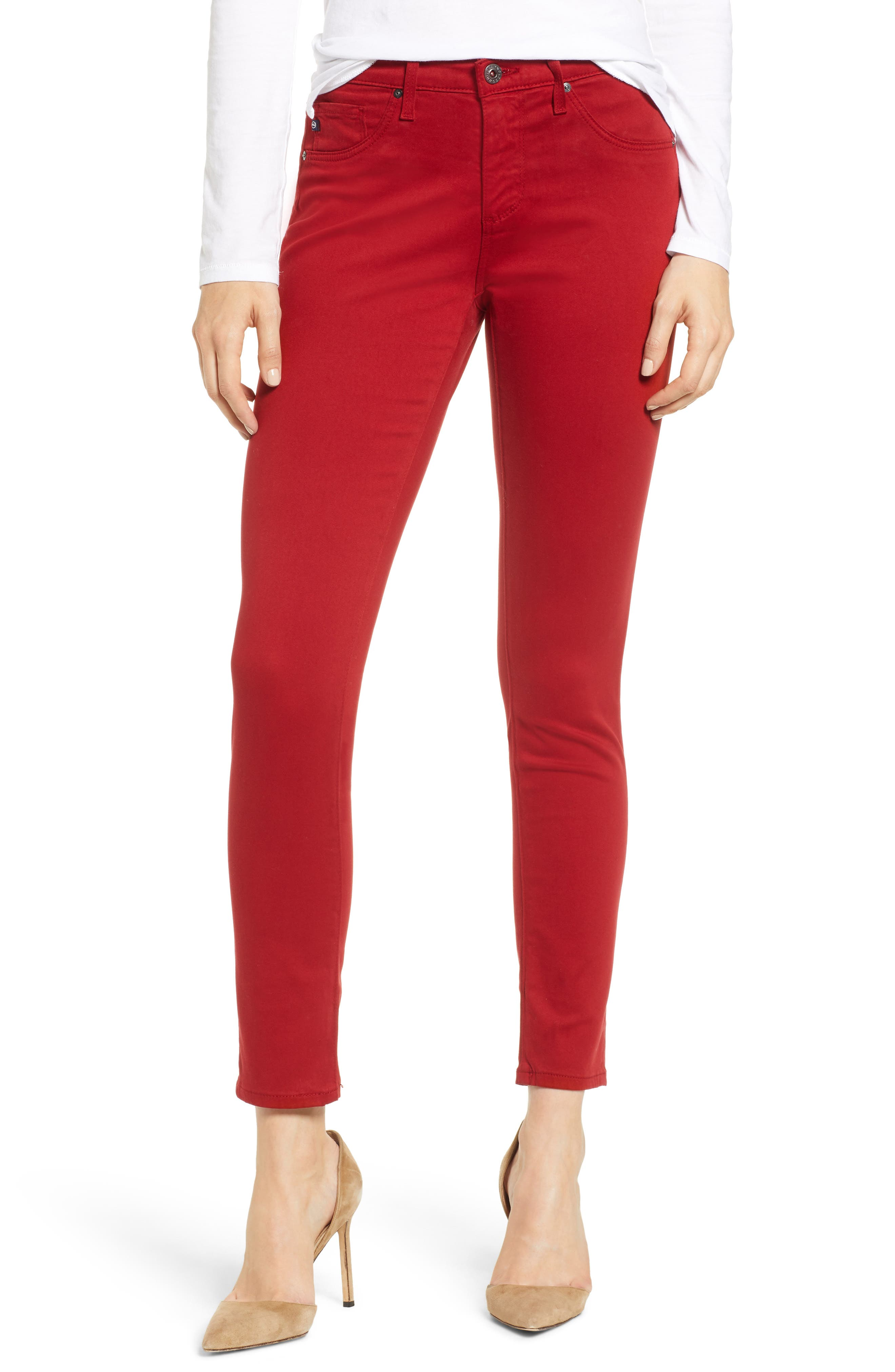 The Legging Ankle Jeans,                         Main,                         color, 643