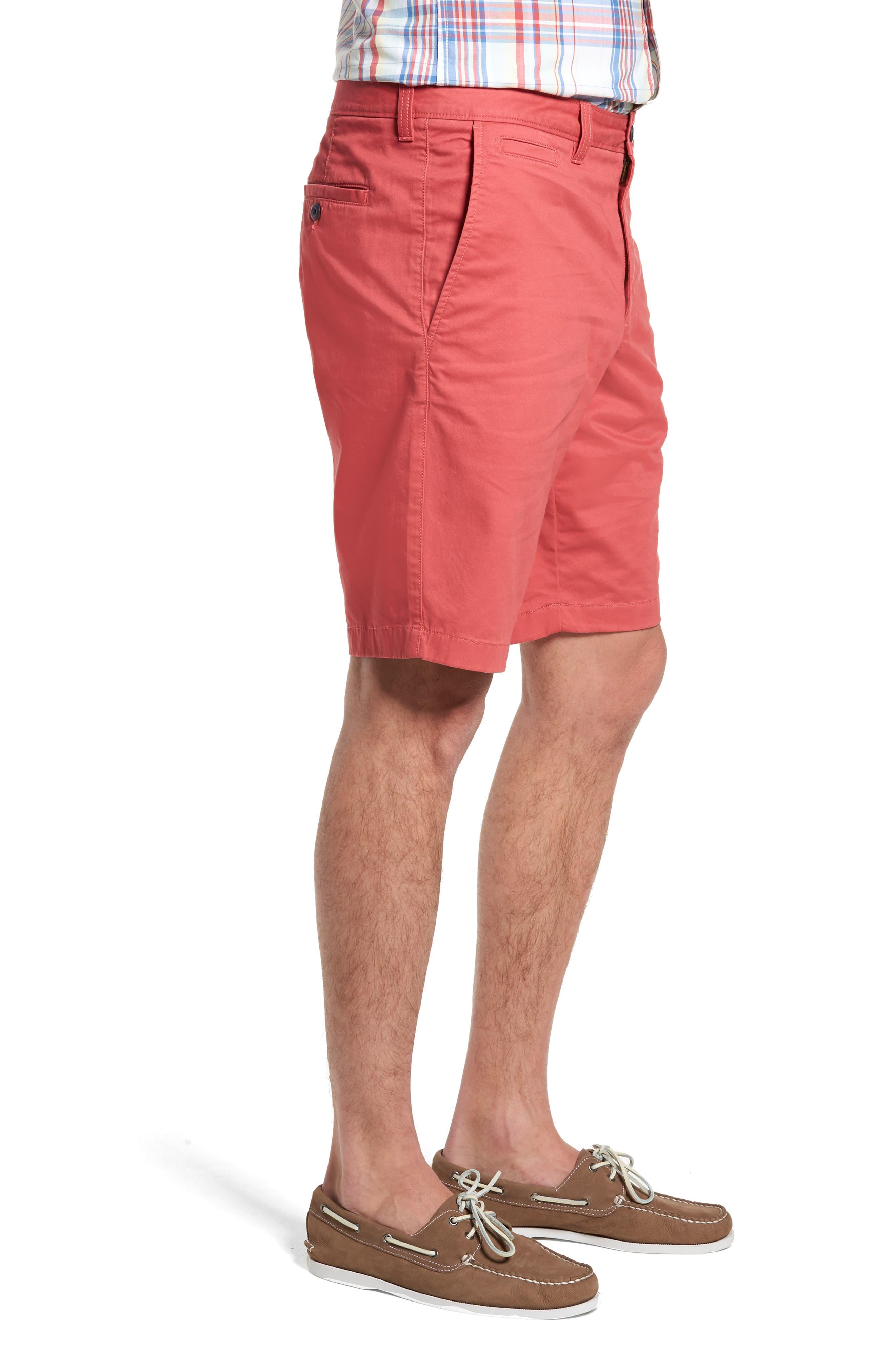 Ballard Slim Fit Stretch Chino 11-Inch Shorts,                             Alternate thumbnail 49, color,