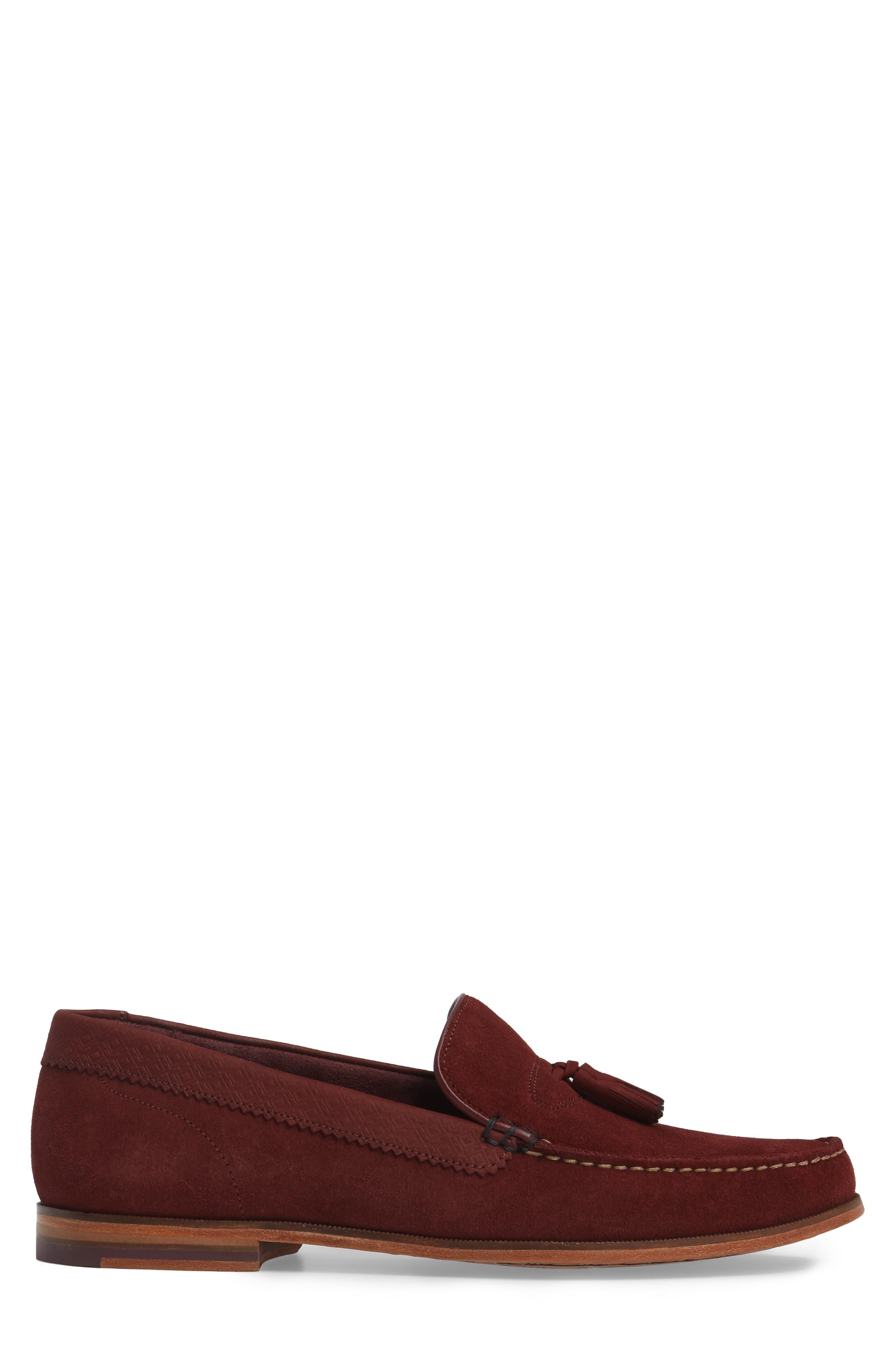 Dougge Tassel Loafer,                             Alternate thumbnail 17, color,
