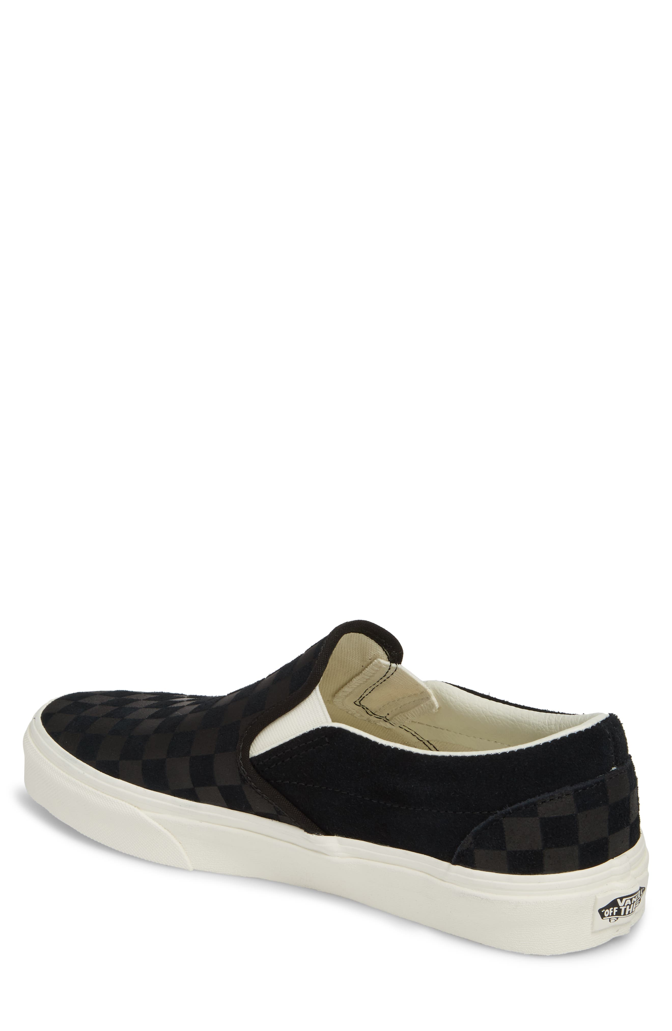 Classic Slip-On Sneaker,                             Alternate thumbnail 2, color,                             001