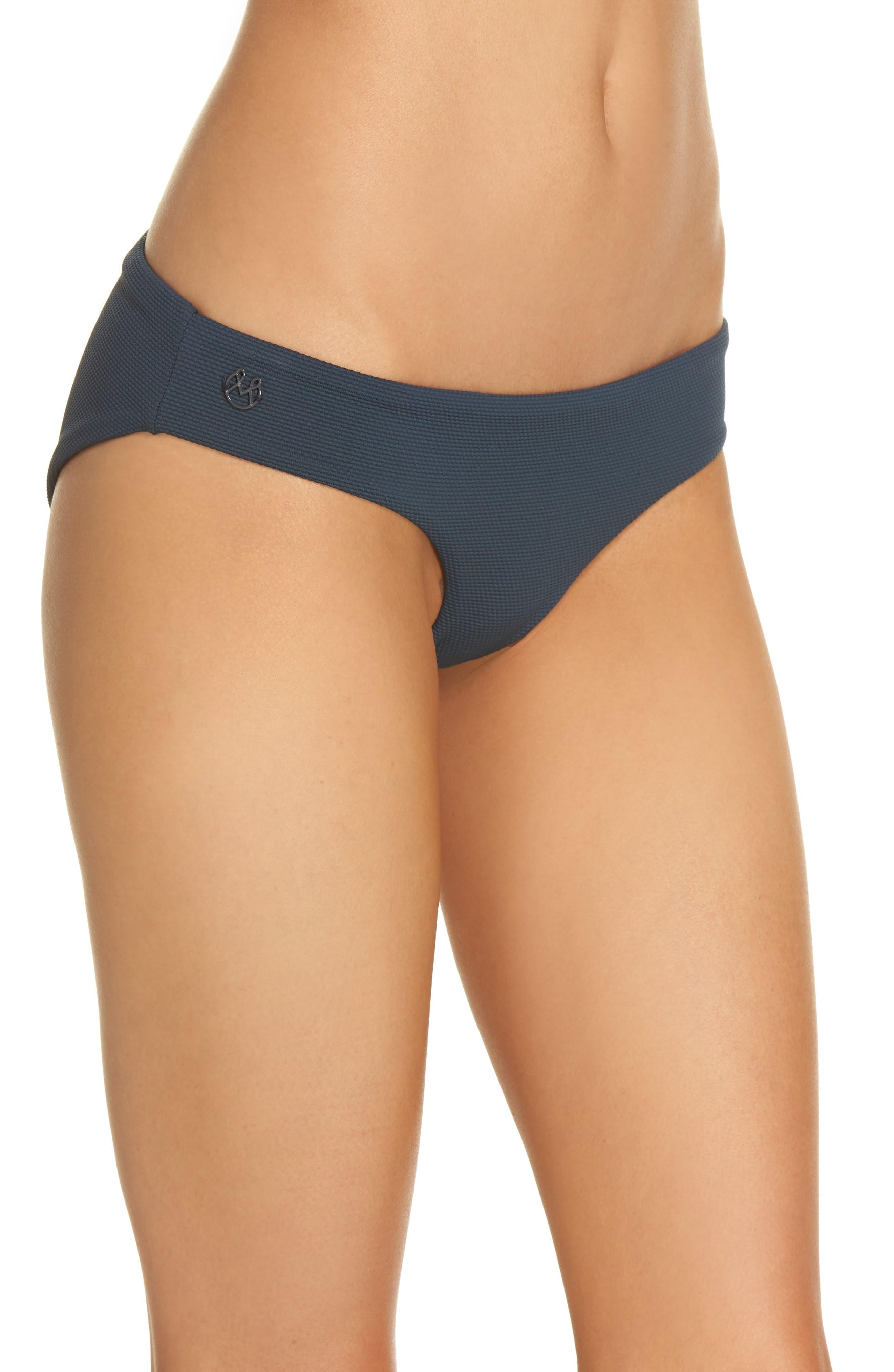 Stargazer Sublime Signature Reversible Bikini Bottoms,                             Alternate thumbnail 4, color,                             400