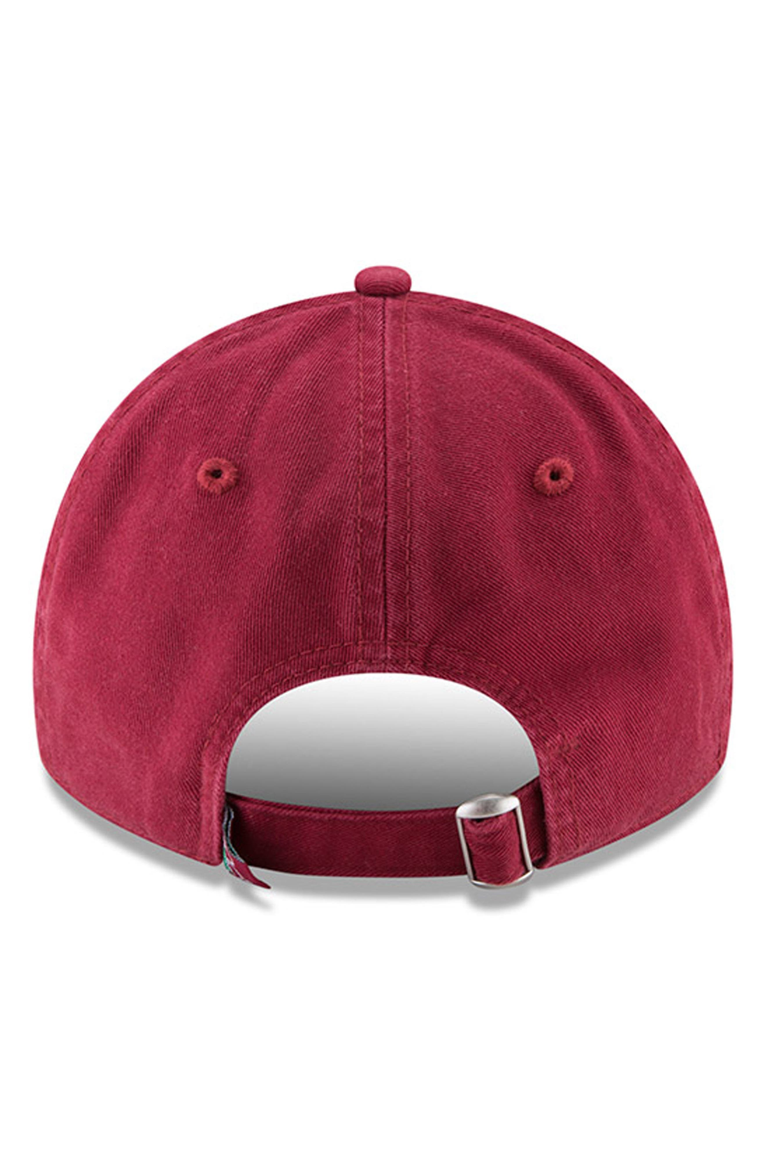 New Era Collegiate Core Classic - Stanford Cardinal Baseball Cap,                             Alternate thumbnail 3, color,                             601